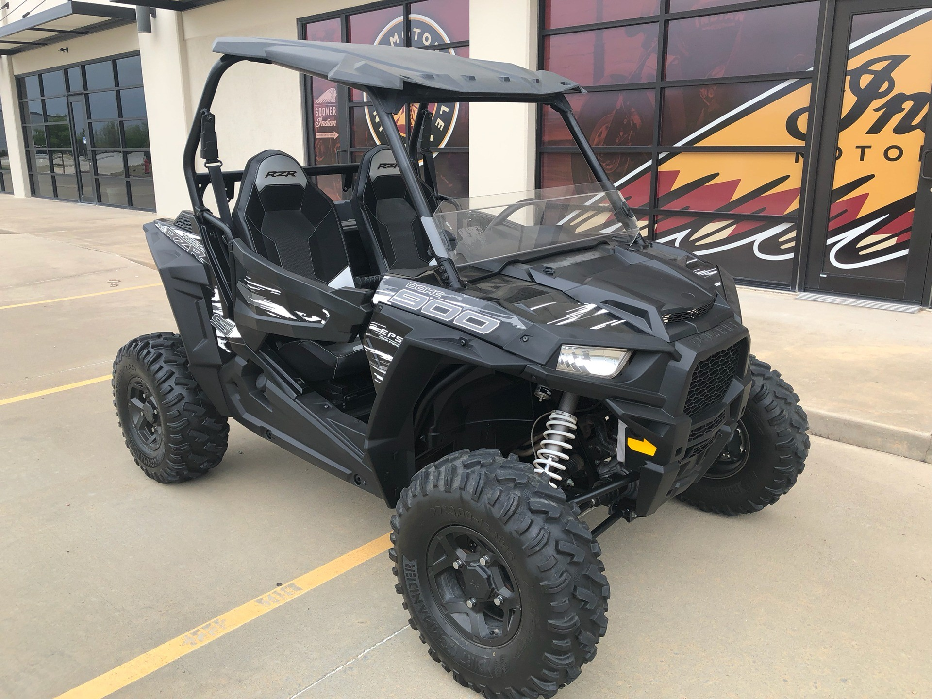 2018 Polaris RZR S 900 EPS in Norman, Oklahoma - Photo 1