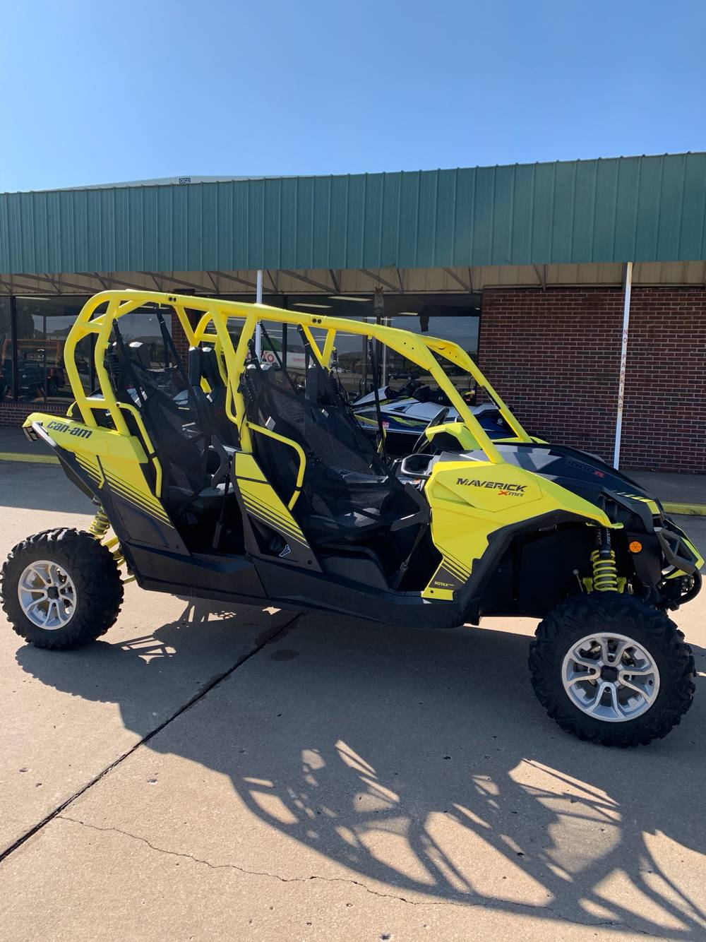 2018 Can-Am Maverick MAX X MR in Norman, Oklahoma - Photo 1
