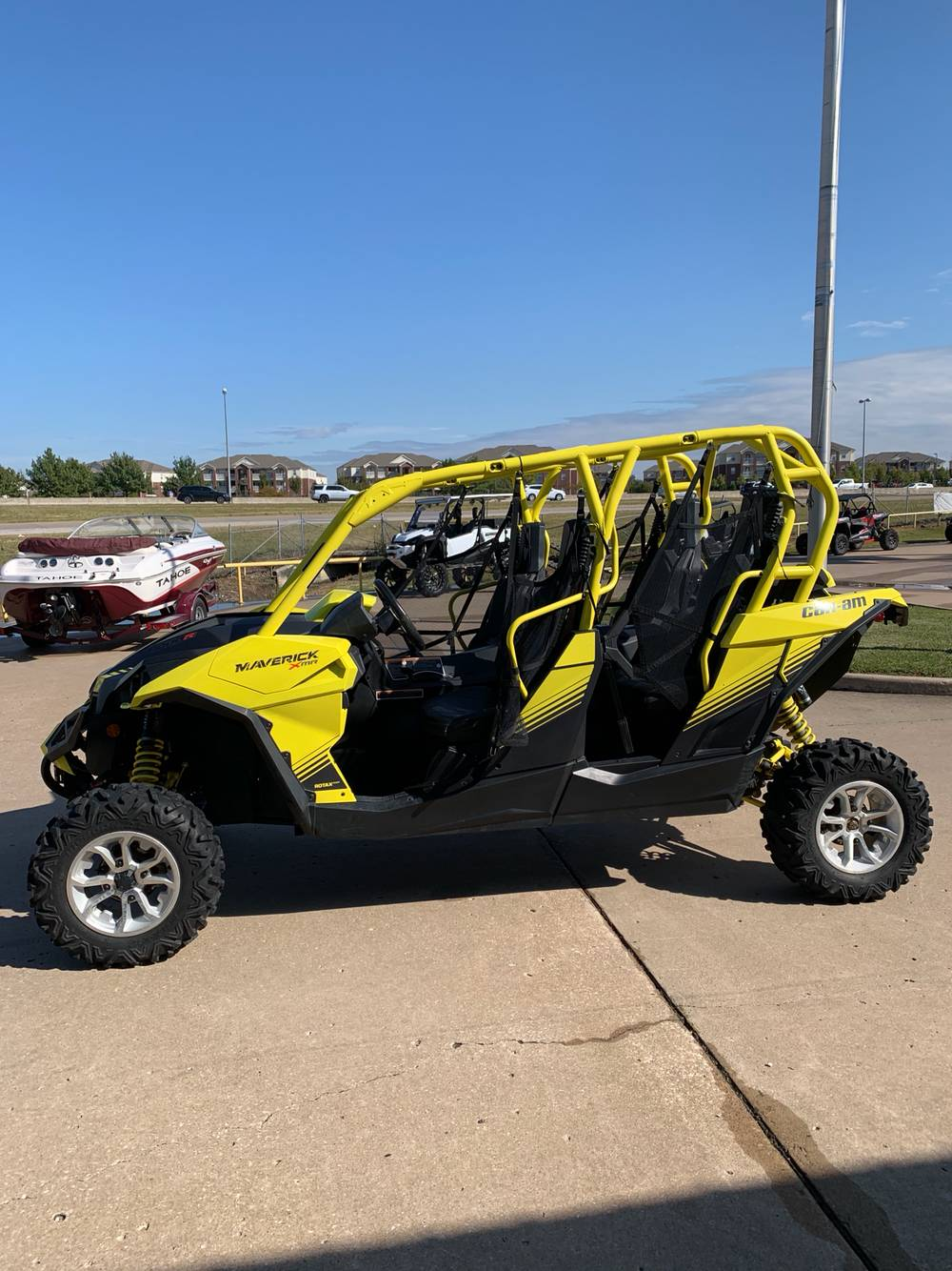 2018 Can-Am Maverick MAX X MR in Norman, Oklahoma - Photo 2