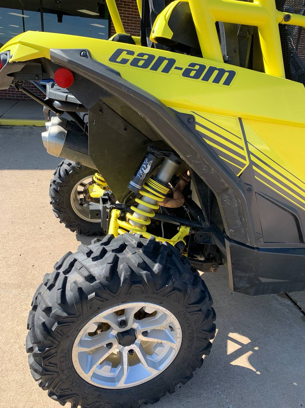 2018 Can-Am Maverick MAX X MR in Norman, Oklahoma - Photo 3