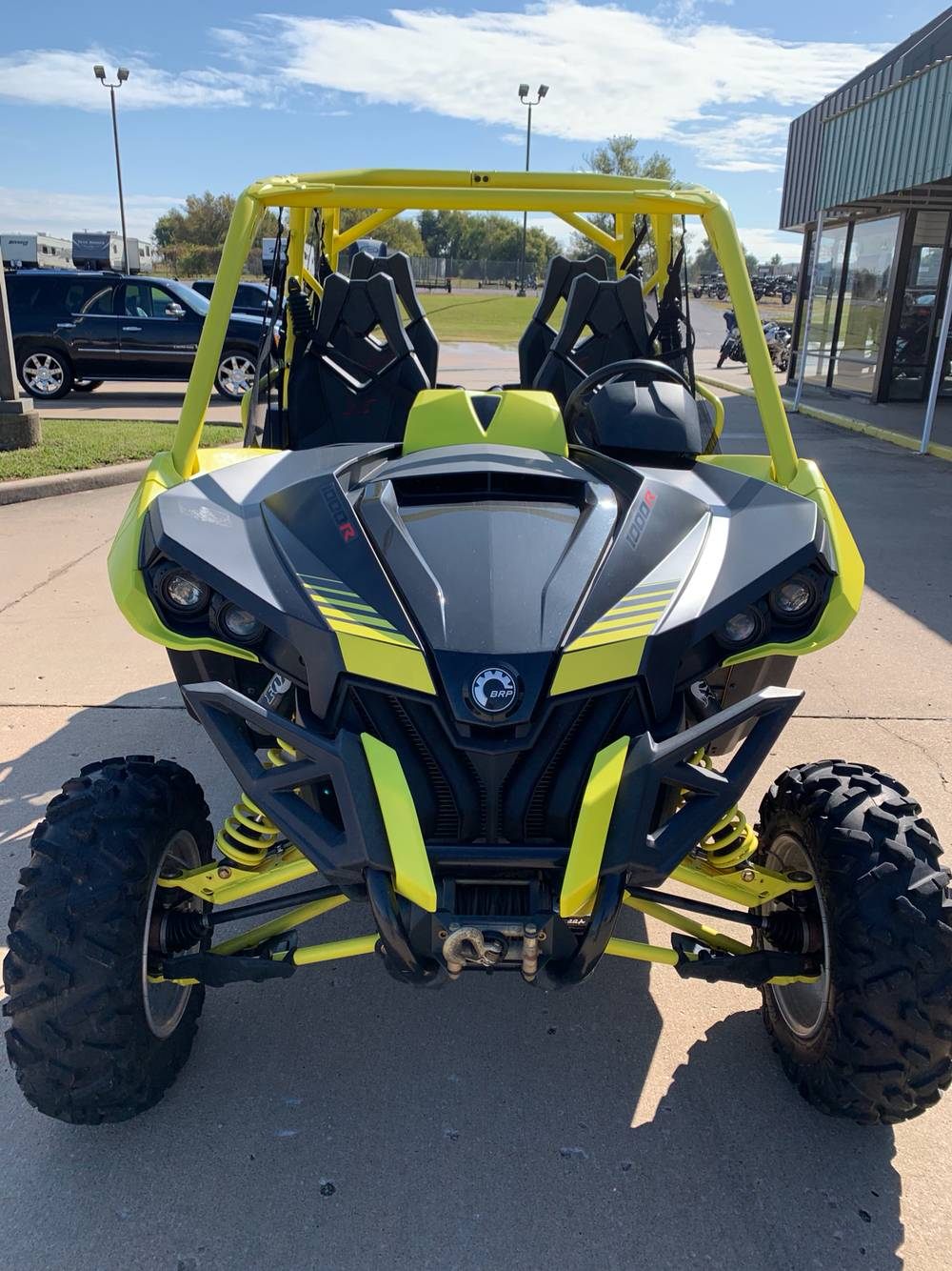 2018 Can-Am Maverick MAX X MR in Norman, Oklahoma - Photo 6