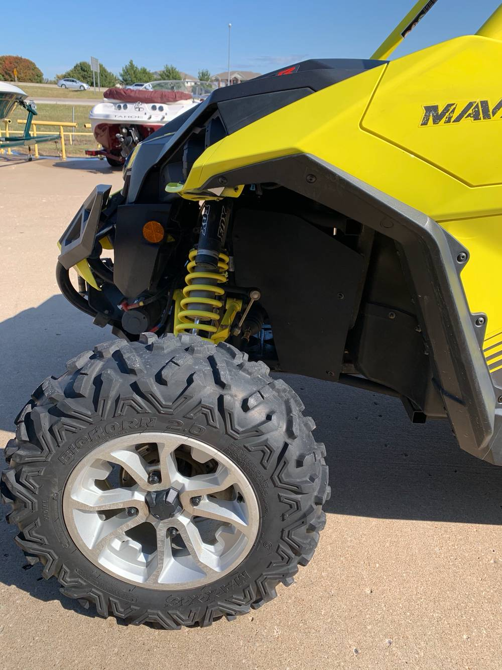 2018 Can-Am Maverick MAX X MR in Norman, Oklahoma - Photo 10