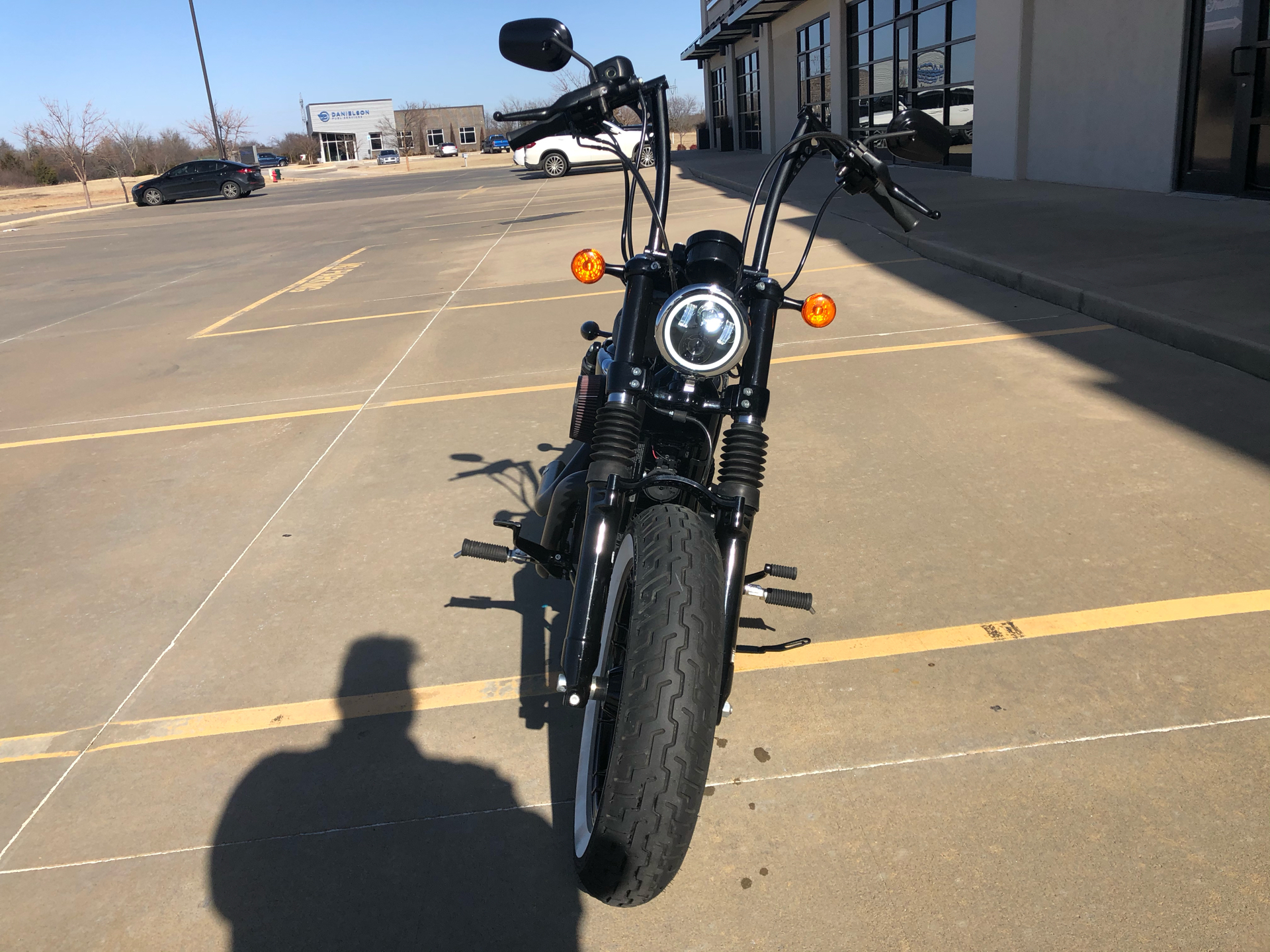 2019 Harley-Davidson Forty-Eight® in Norman, Oklahoma - Photo 3