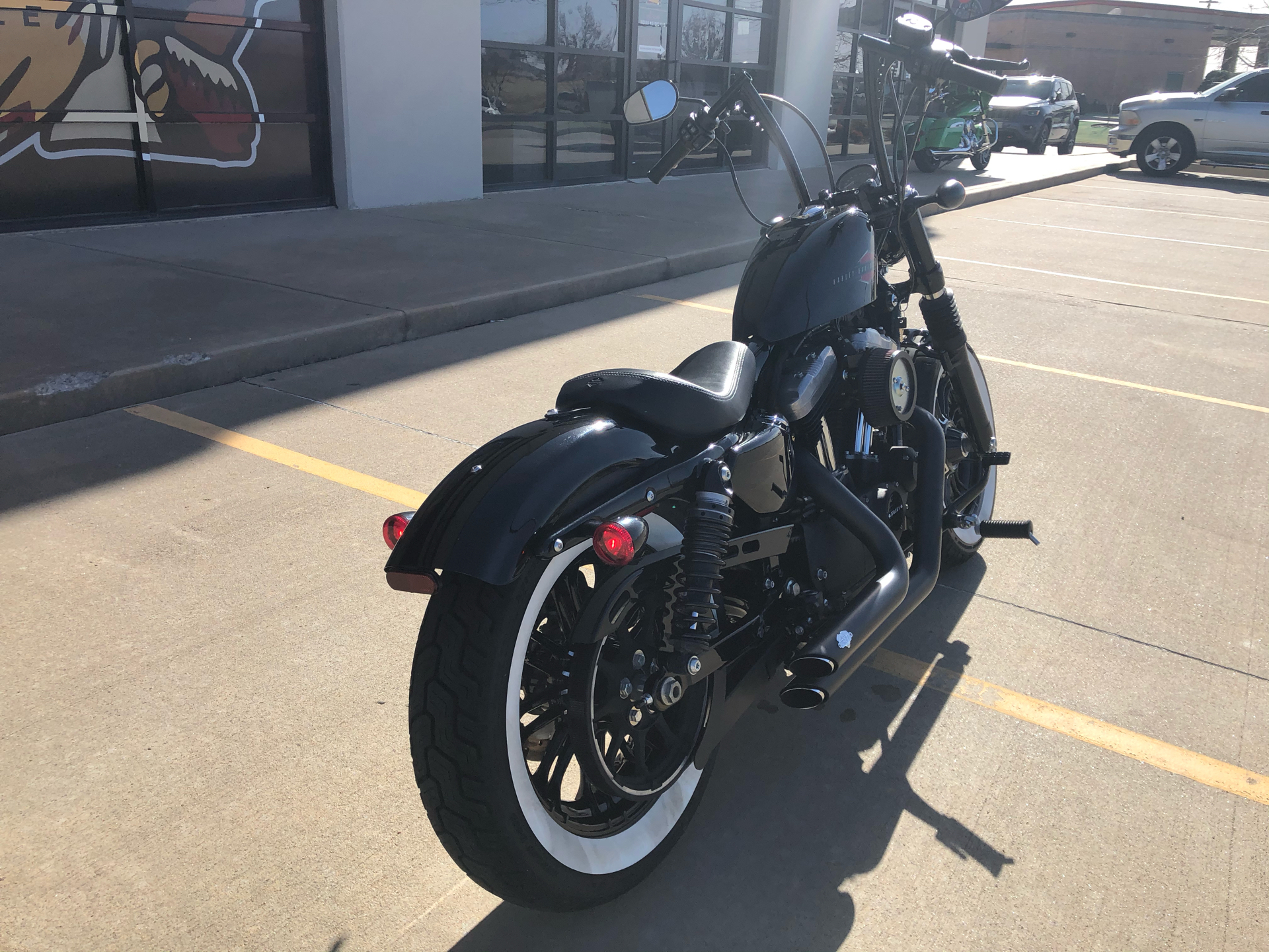 2019 Harley-Davidson Forty-Eight® in Norman, Oklahoma - Photo 8