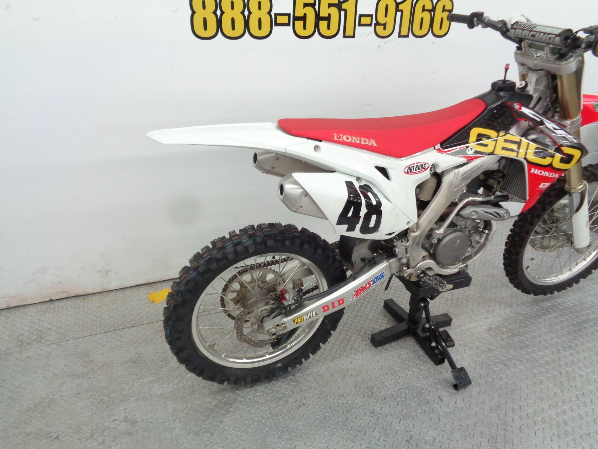 2017 Honda CRF250R in Norman, Oklahoma - Photo 4