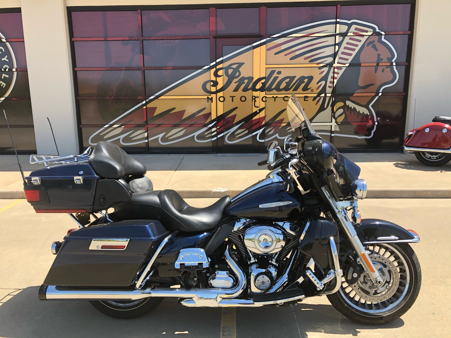 2012 Harley-Davidson Electra Glide® Ultra Limited in Norman, Oklahoma - Photo 1