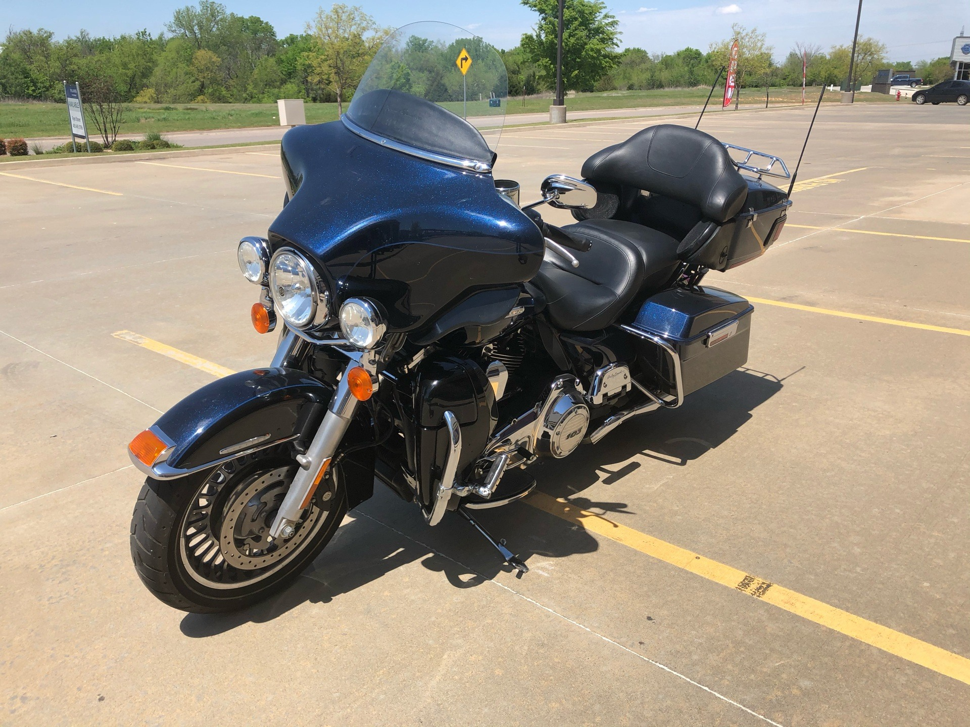 2012 Harley-Davidson Electra Glide® Ultra Limited in Norman, Oklahoma - Photo 4