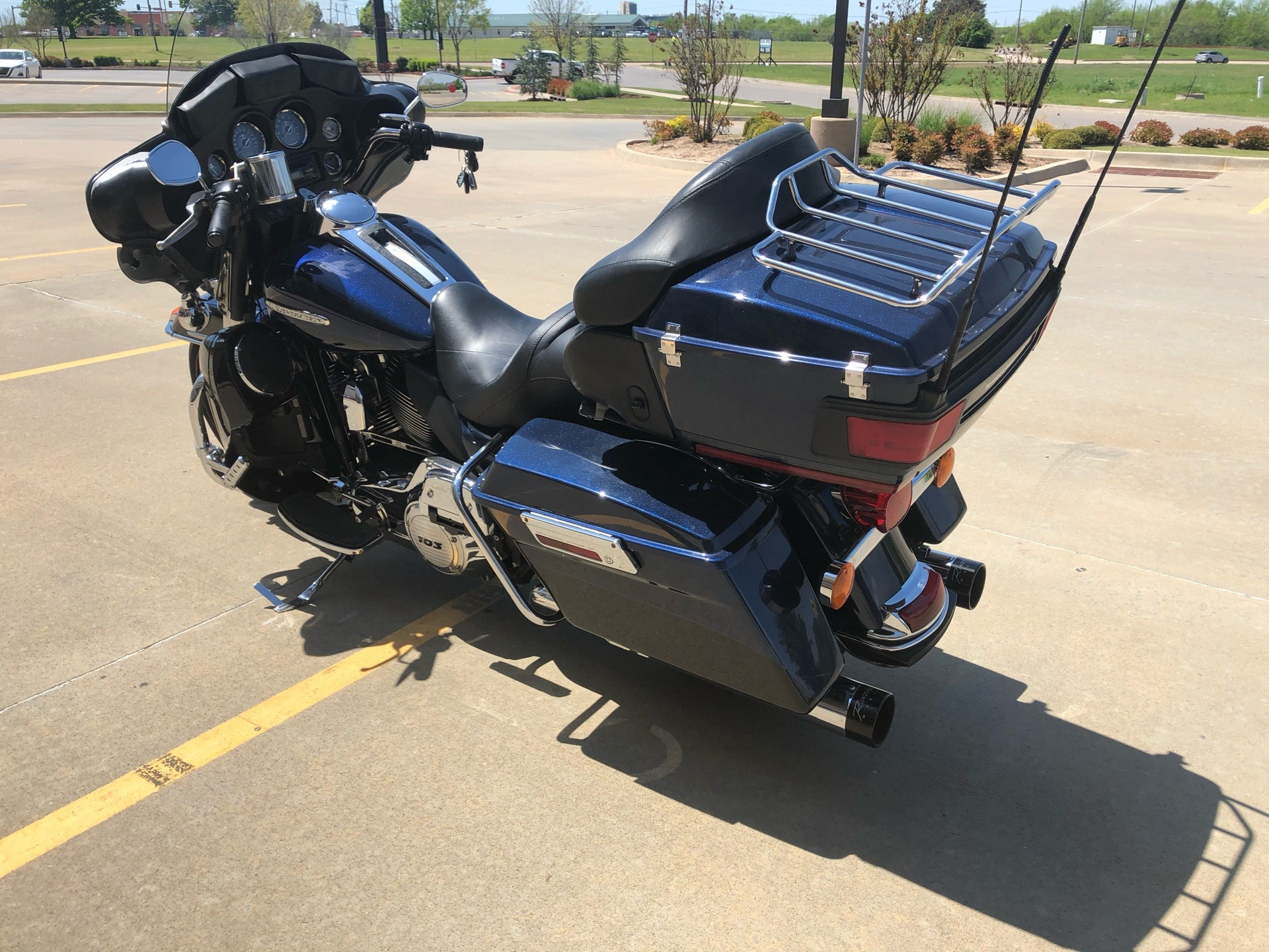 2012 Harley-Davidson Electra Glide® Ultra Limited in Norman, Oklahoma - Photo 6