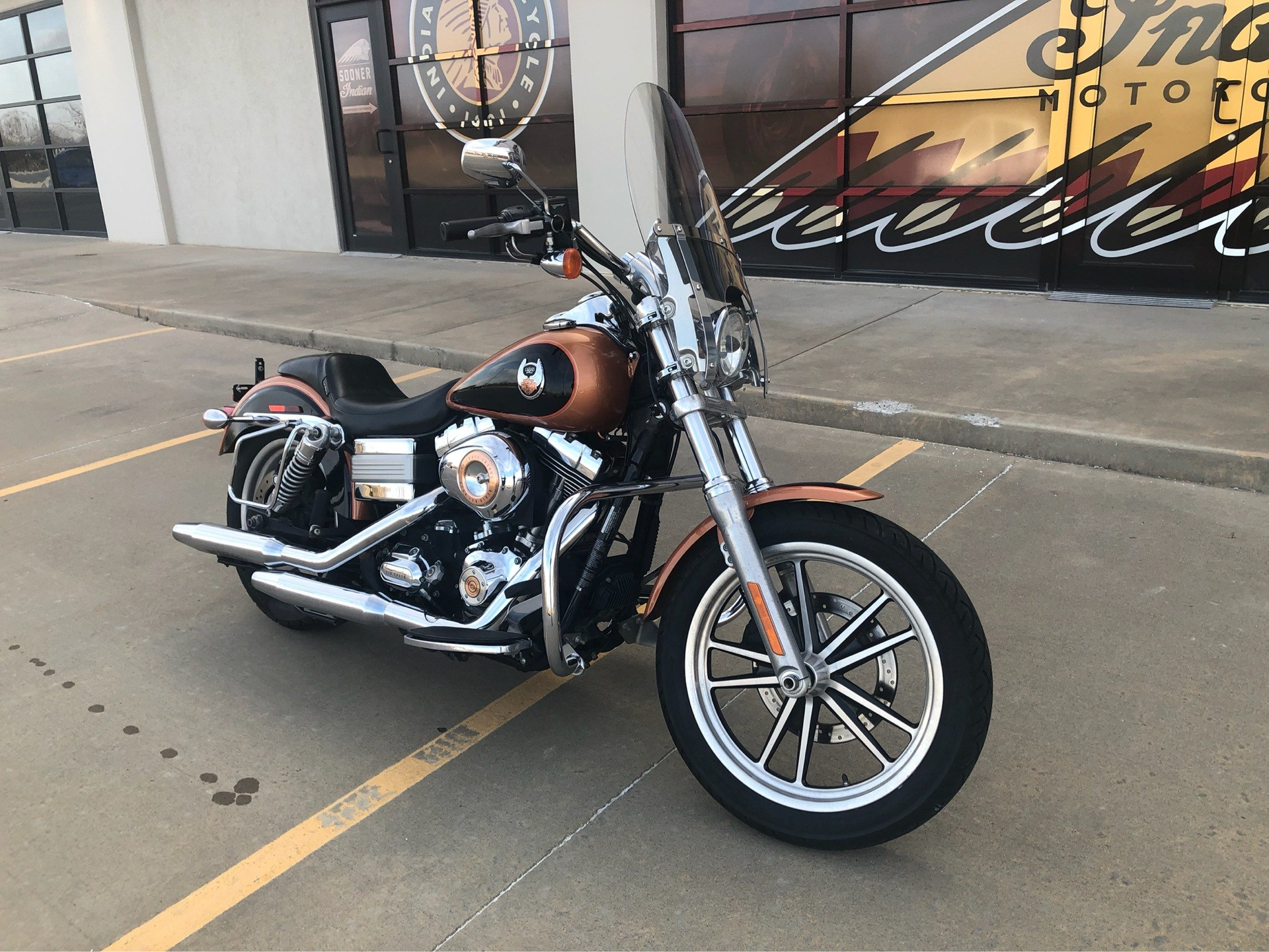 2008 Harley-Davidson Dyna® Low Rider® in Norman, Oklahoma - Photo 2