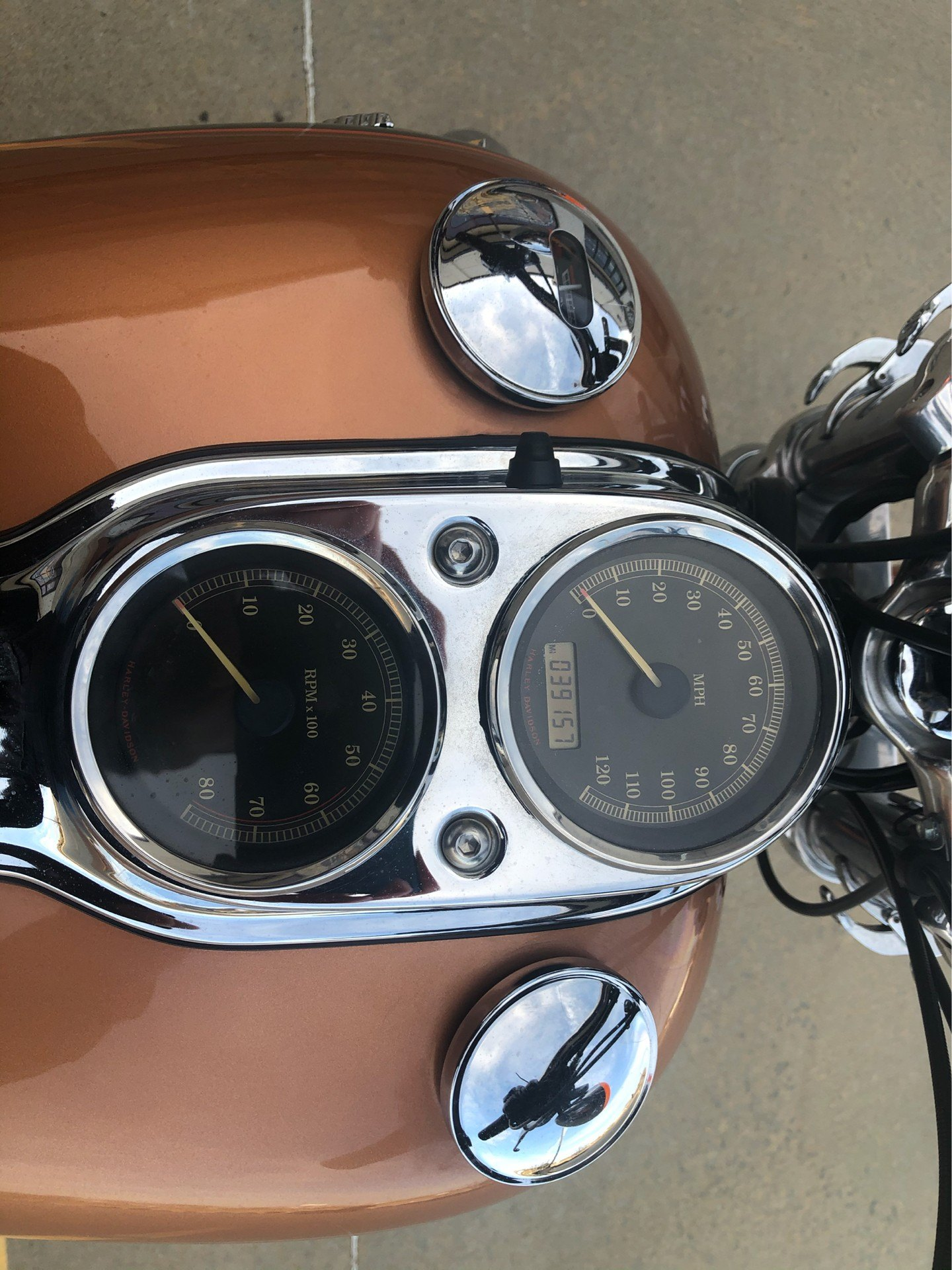 2008 Harley-Davidson Dyna® Low Rider® in Norman, Oklahoma - Photo 7