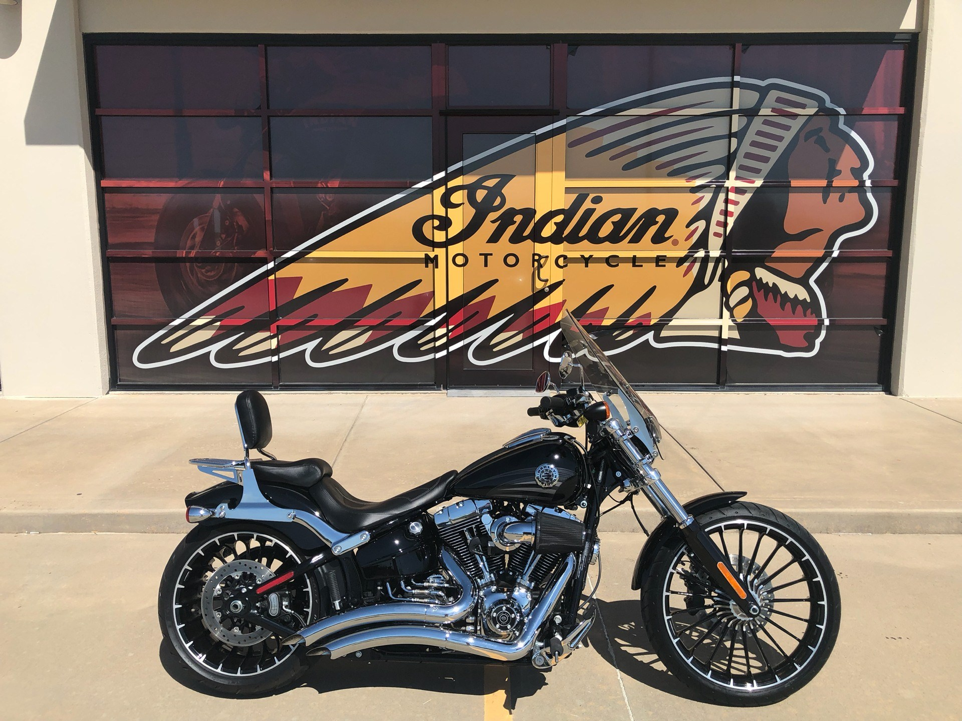 2017 Harley-Davidson Breakout® in Norman, Oklahoma - Photo 1