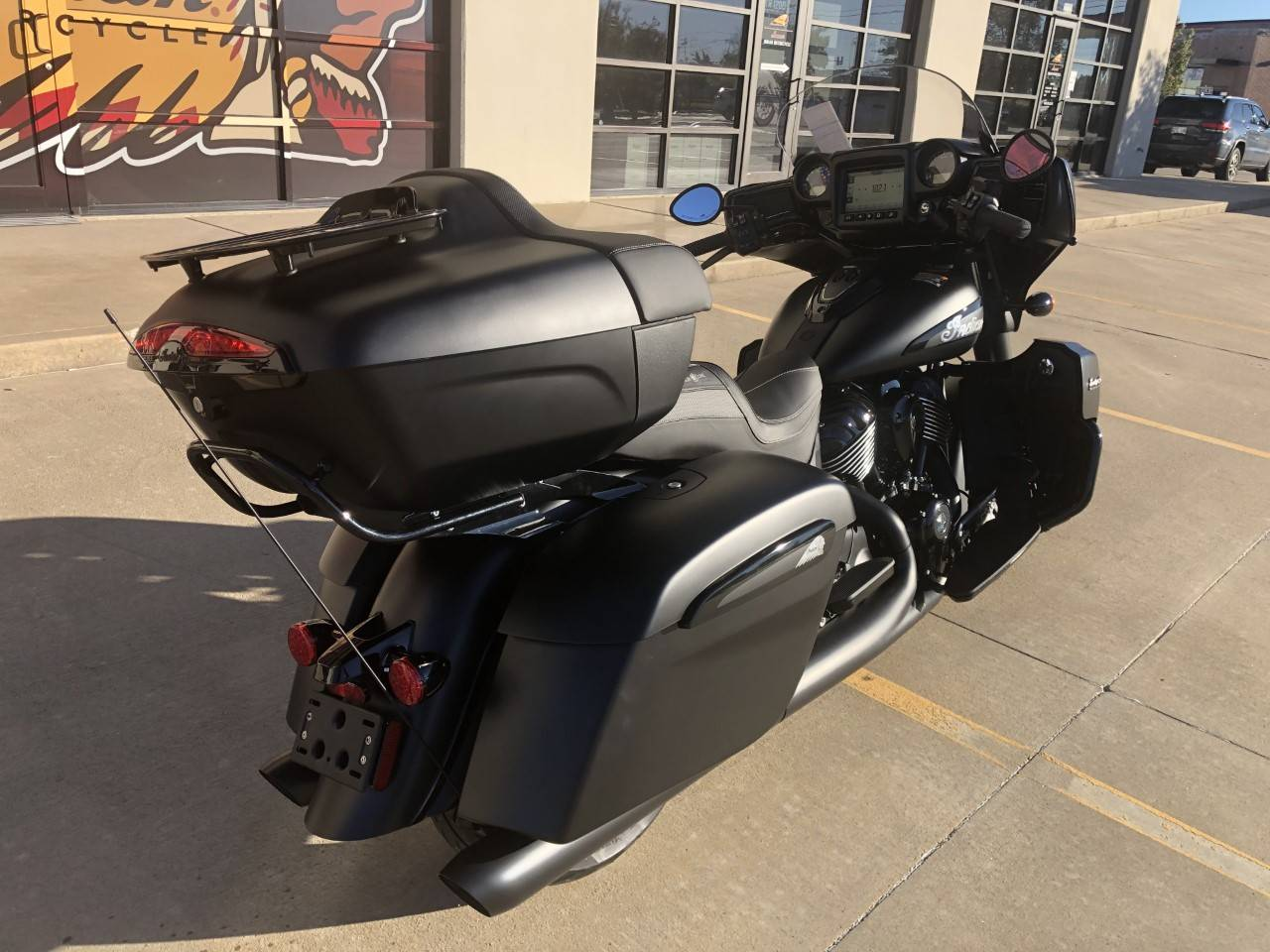 2021 Indian Roadmaster® Dark Horse® in Norman, Oklahoma - Photo 8