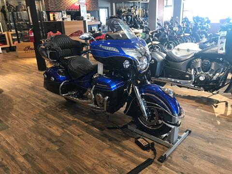 2018 Indian Roadmaster® Elite in Norman, Oklahoma