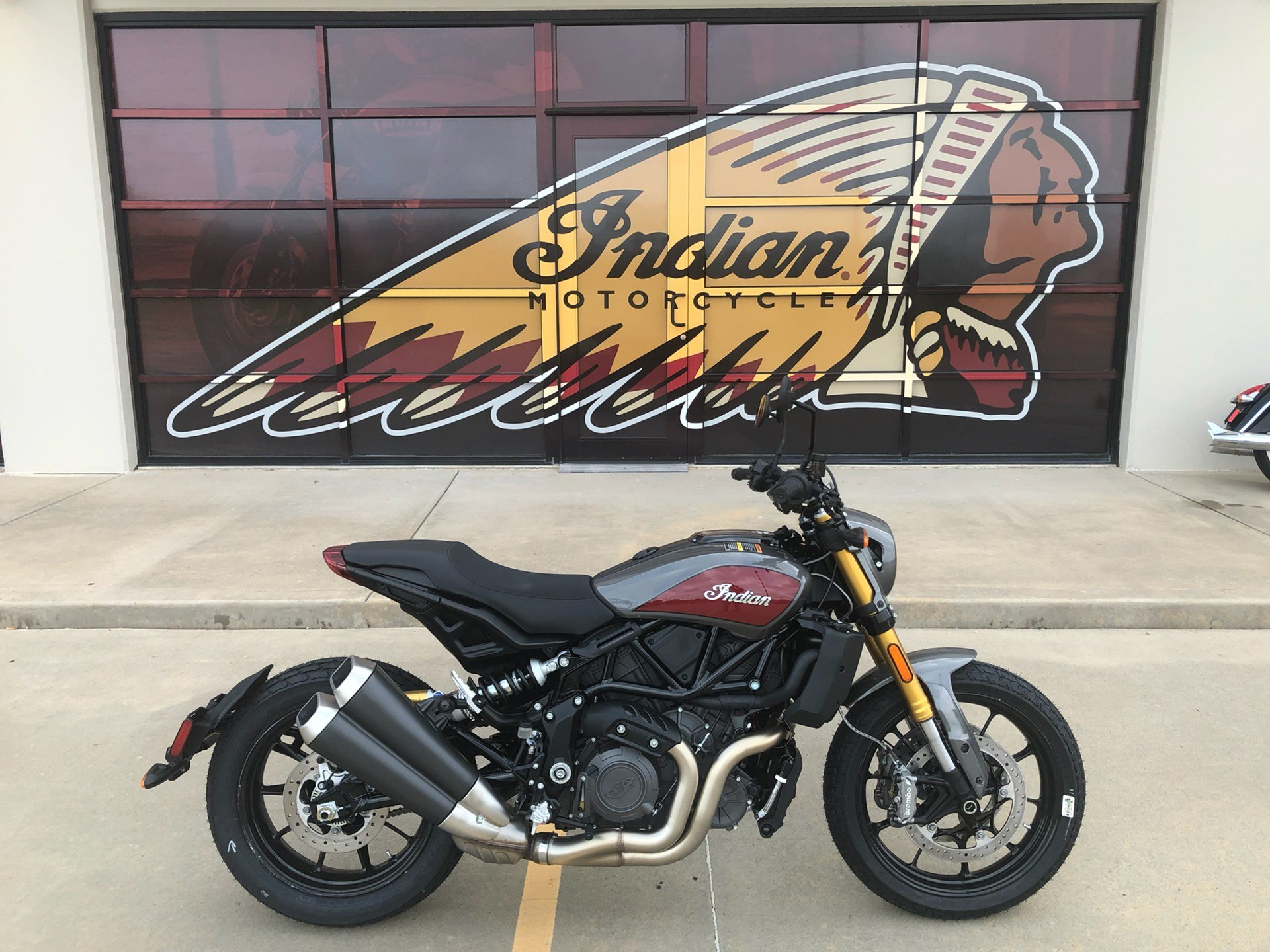 2019 Indian FTR™ 1200 S in Norman, Oklahoma - Photo 1