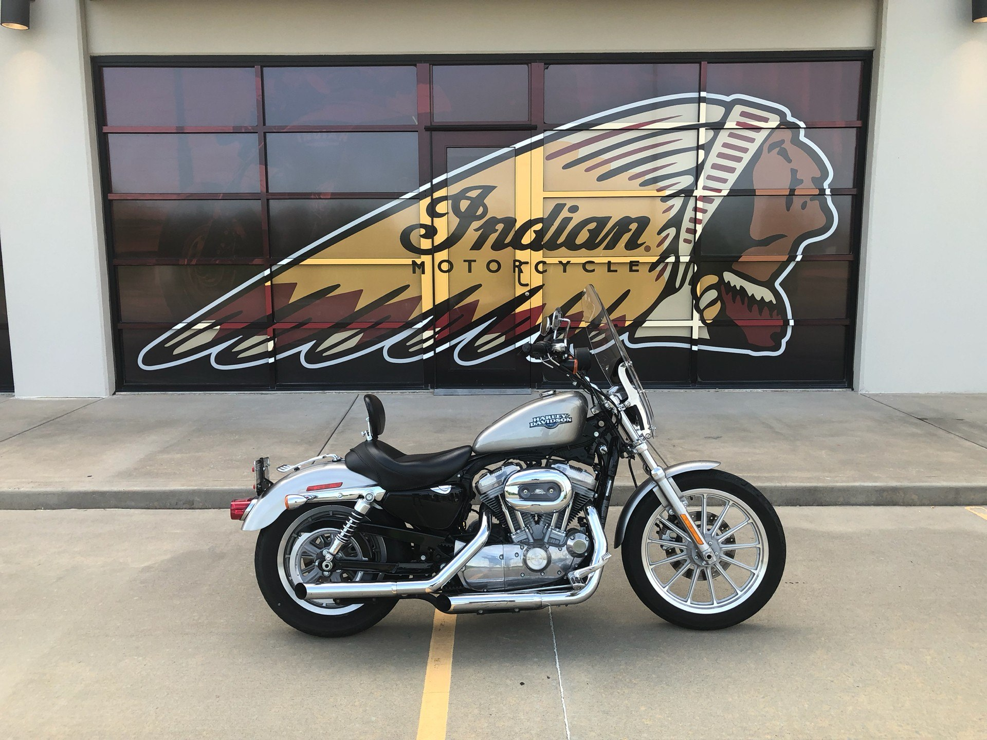 2009 Harley-Davidson Sportster® Iron 883™ in Norman, Oklahoma - Photo 1