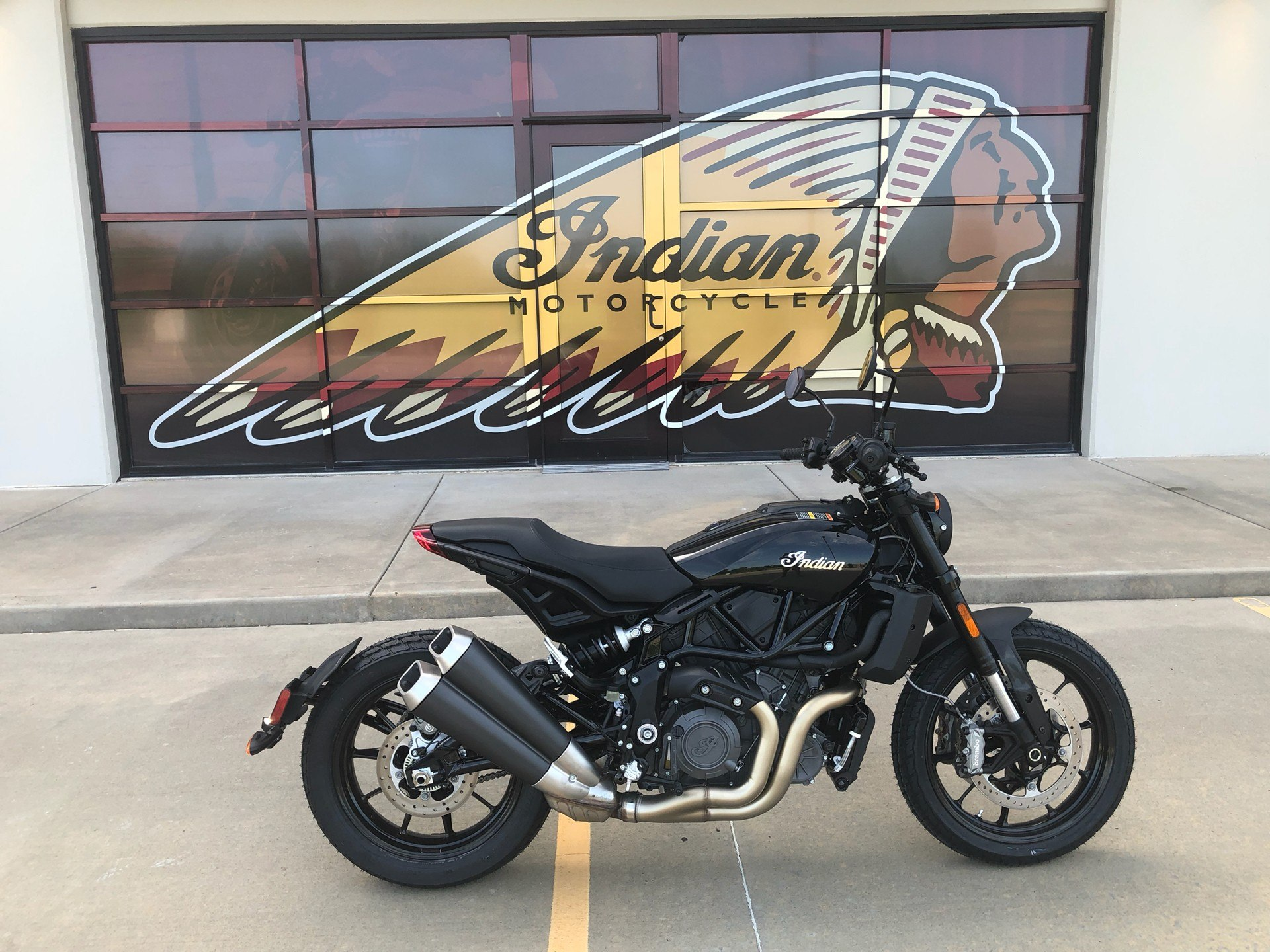2019 Indian FTR™ 1200 in Norman, Oklahoma - Photo 1