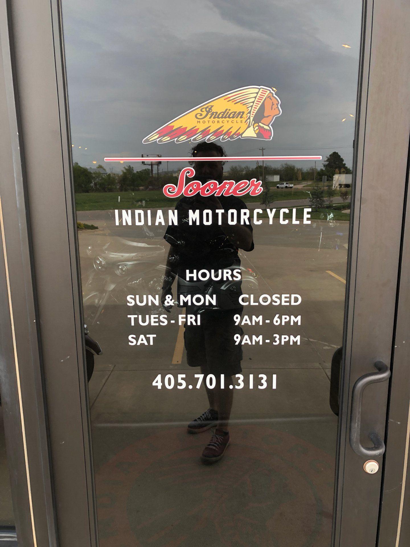 2018 Indian SPRINGFIELD DARK HORSE in Norman, Oklahoma