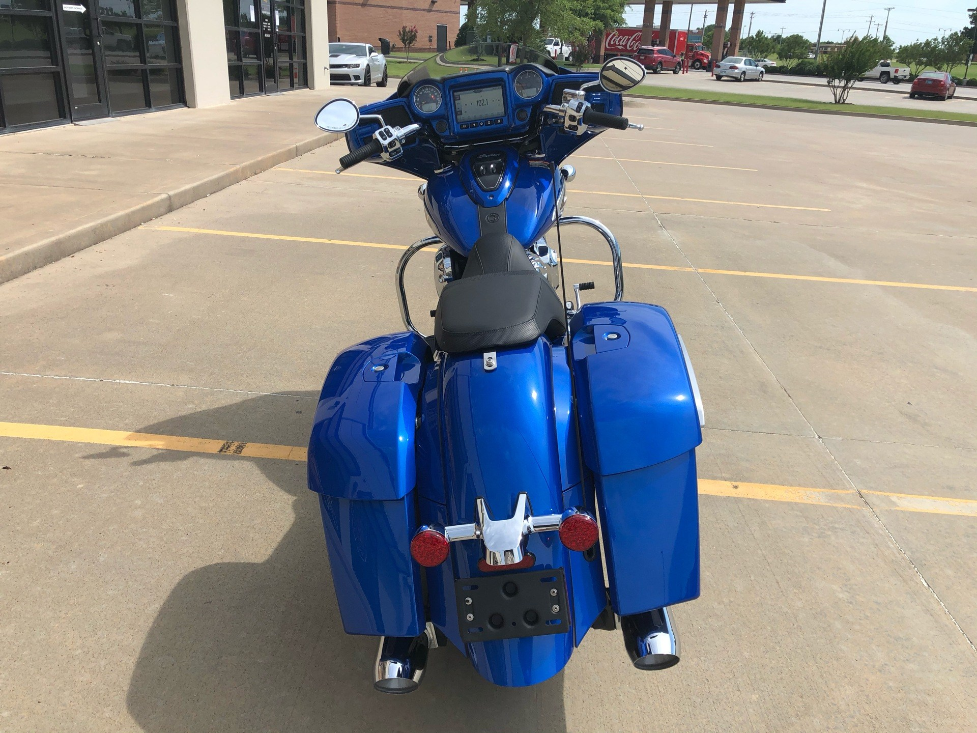 2020 Indian Chieftain® Limited in Norman, Oklahoma - Photo 7