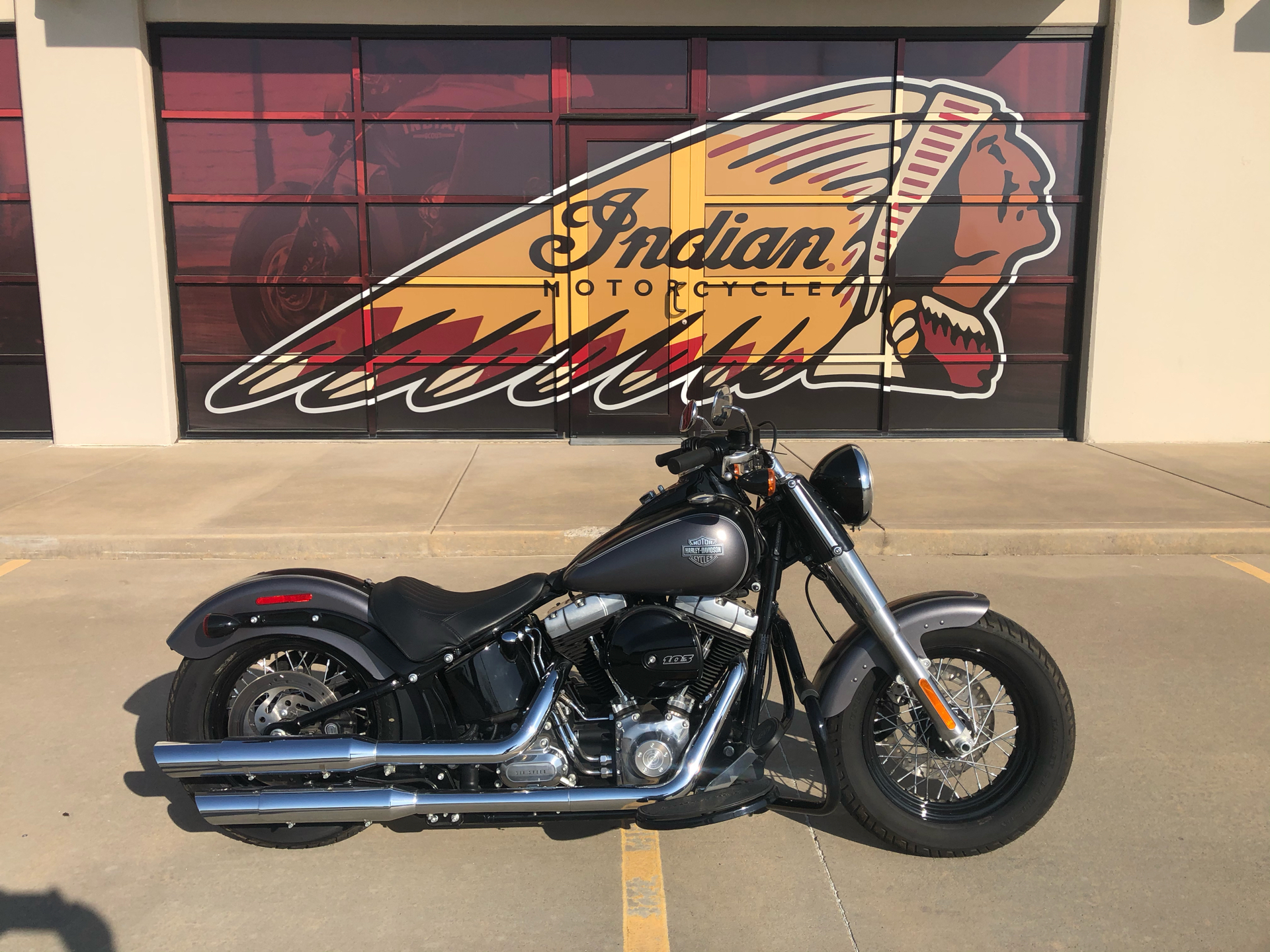 2016 Harley-Davidson Softail Slim® in Norman, Oklahoma - Photo 1