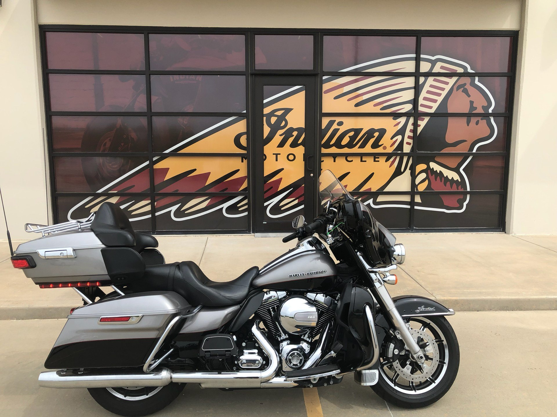 2016 Harley-Davidson Ultra Limited in Norman, Oklahoma - Photo 1