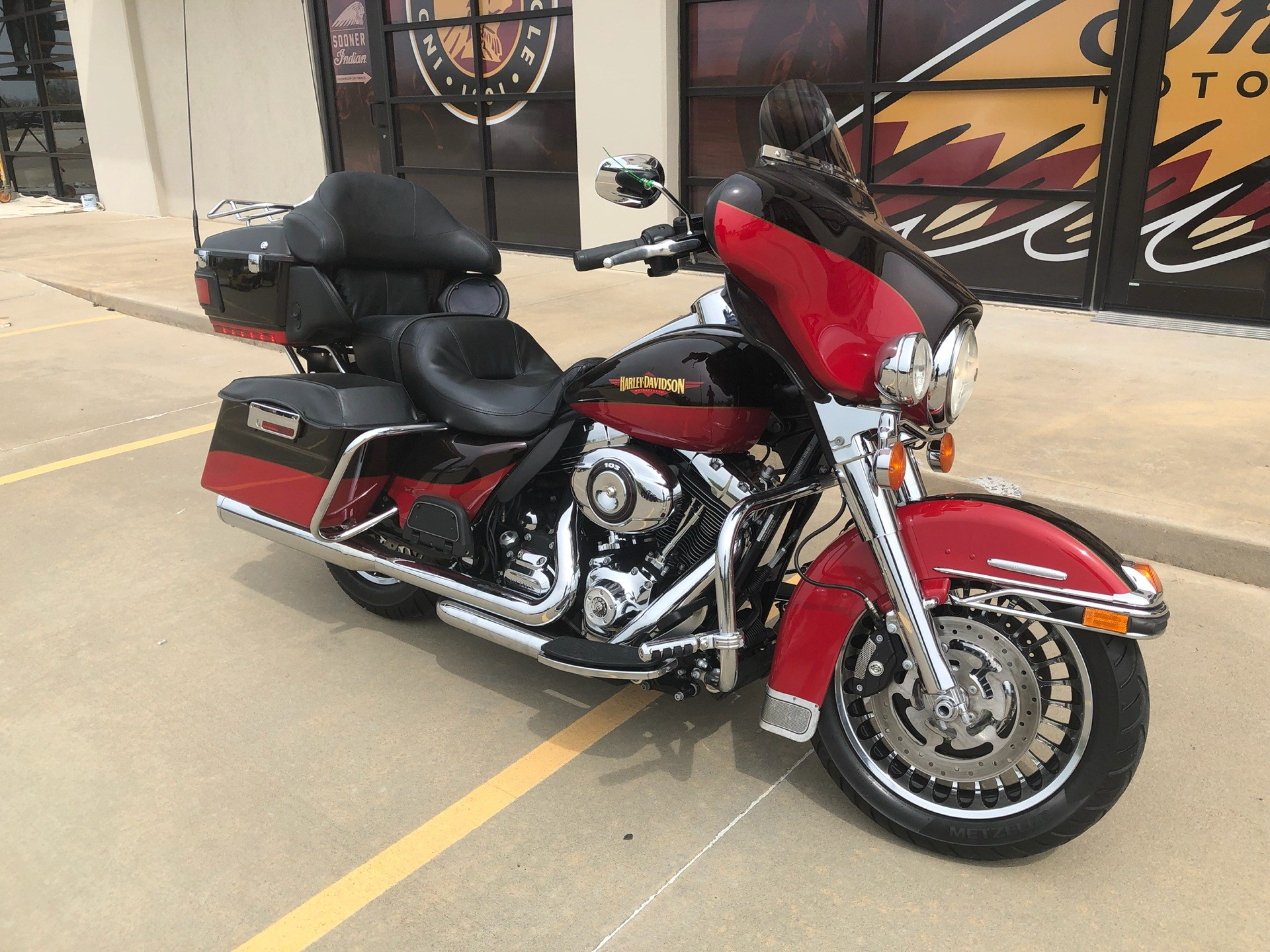 2010 Harley-Davidson Ultra Classic® Electra Glide® in Norman, Oklahoma