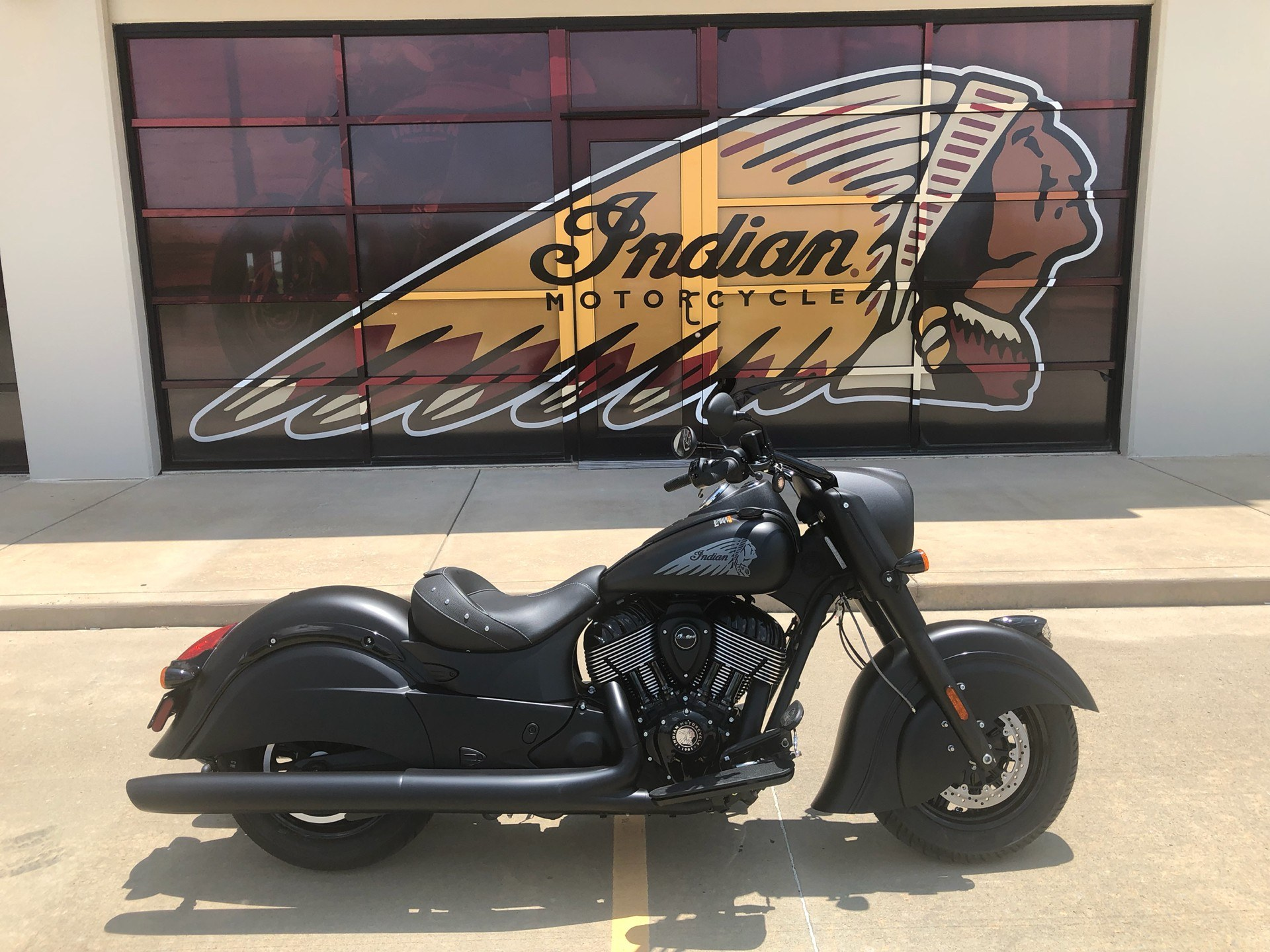 2019 Indian Chief Dark Horse® ABS in Norman, Oklahoma - Photo 1