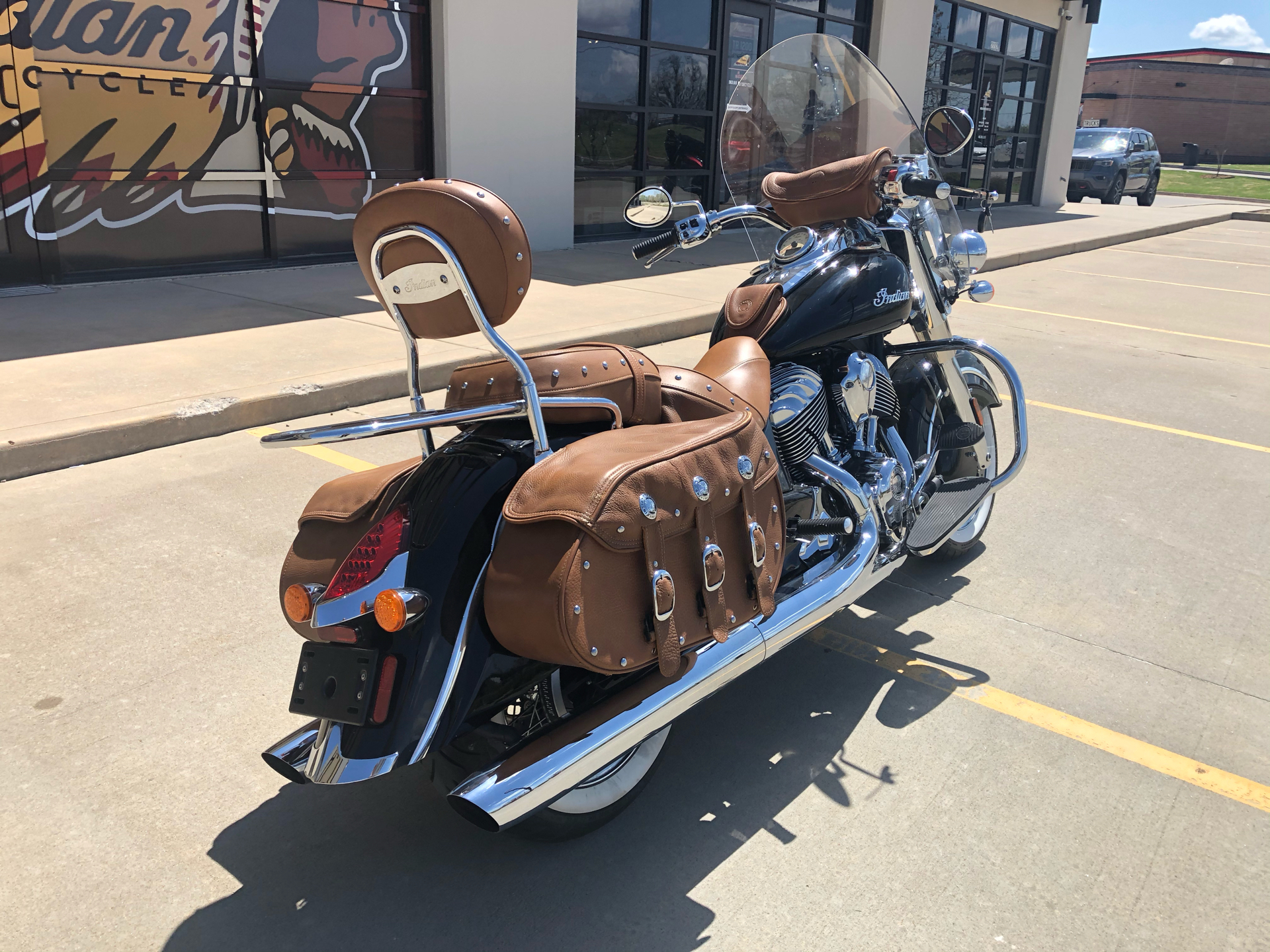 2016 Indian Chief® Vintage in Norman, Oklahoma - Photo 8