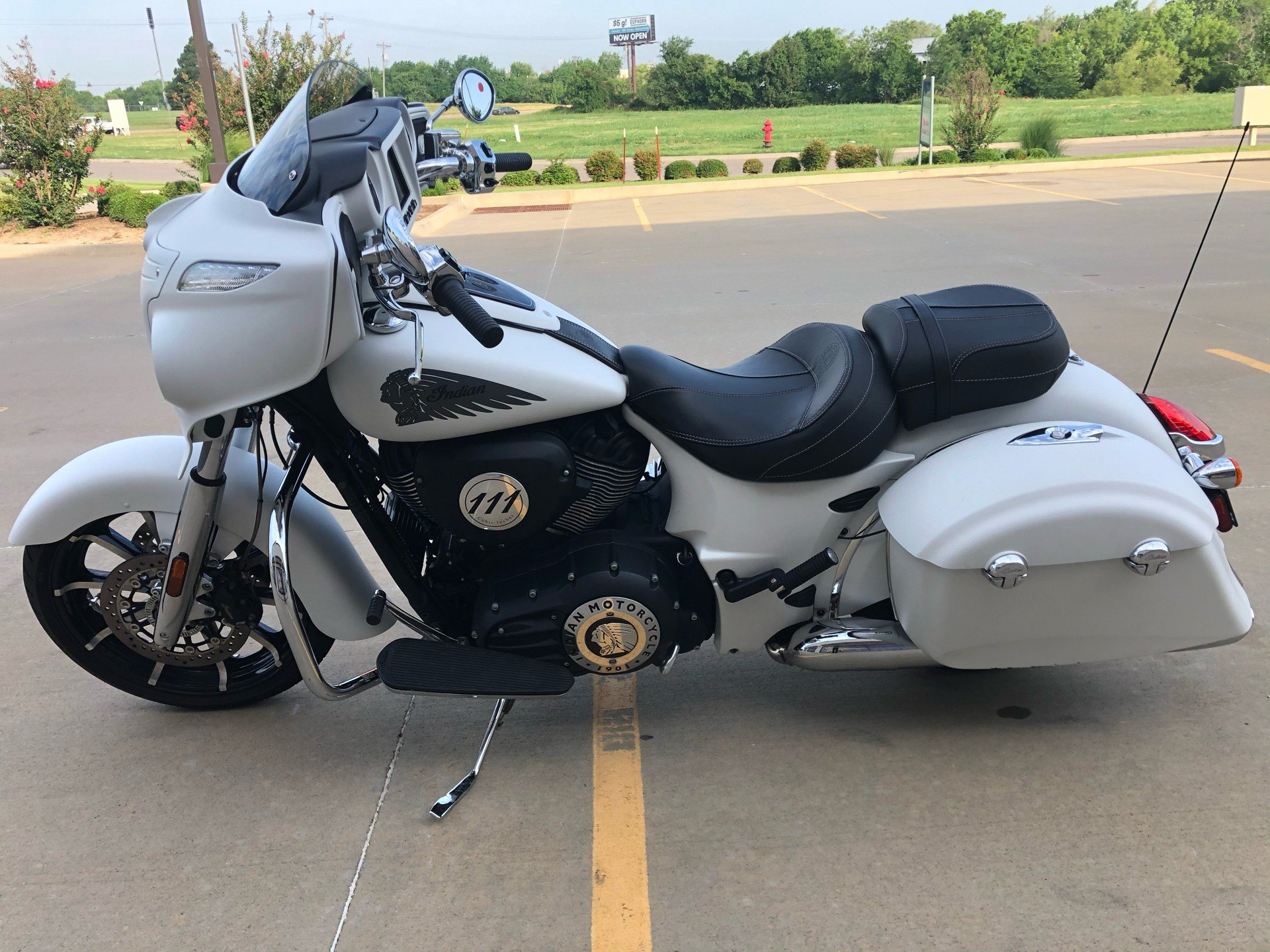 2018 Indian Chieftain® Limited ABS in Norman, Oklahoma - Photo 5