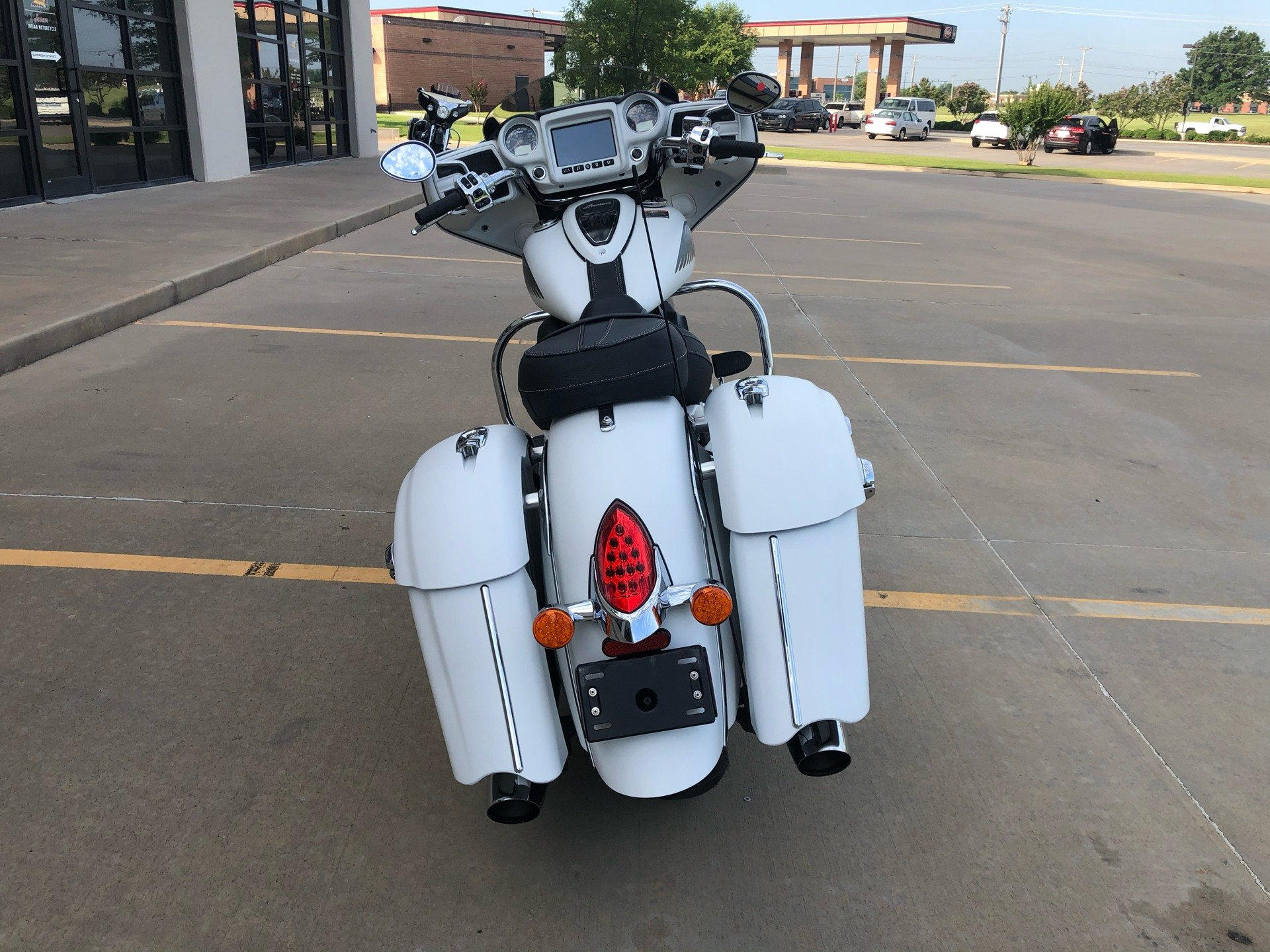 2018 Indian Chieftain® Limited ABS in Norman, Oklahoma - Photo 7