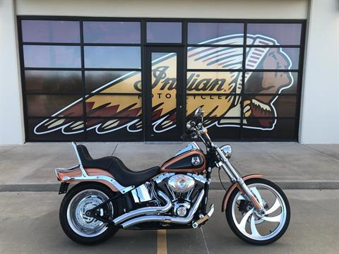 2008 Harley-Davidson Softail® Custom in Norman, Oklahoma - Photo 1