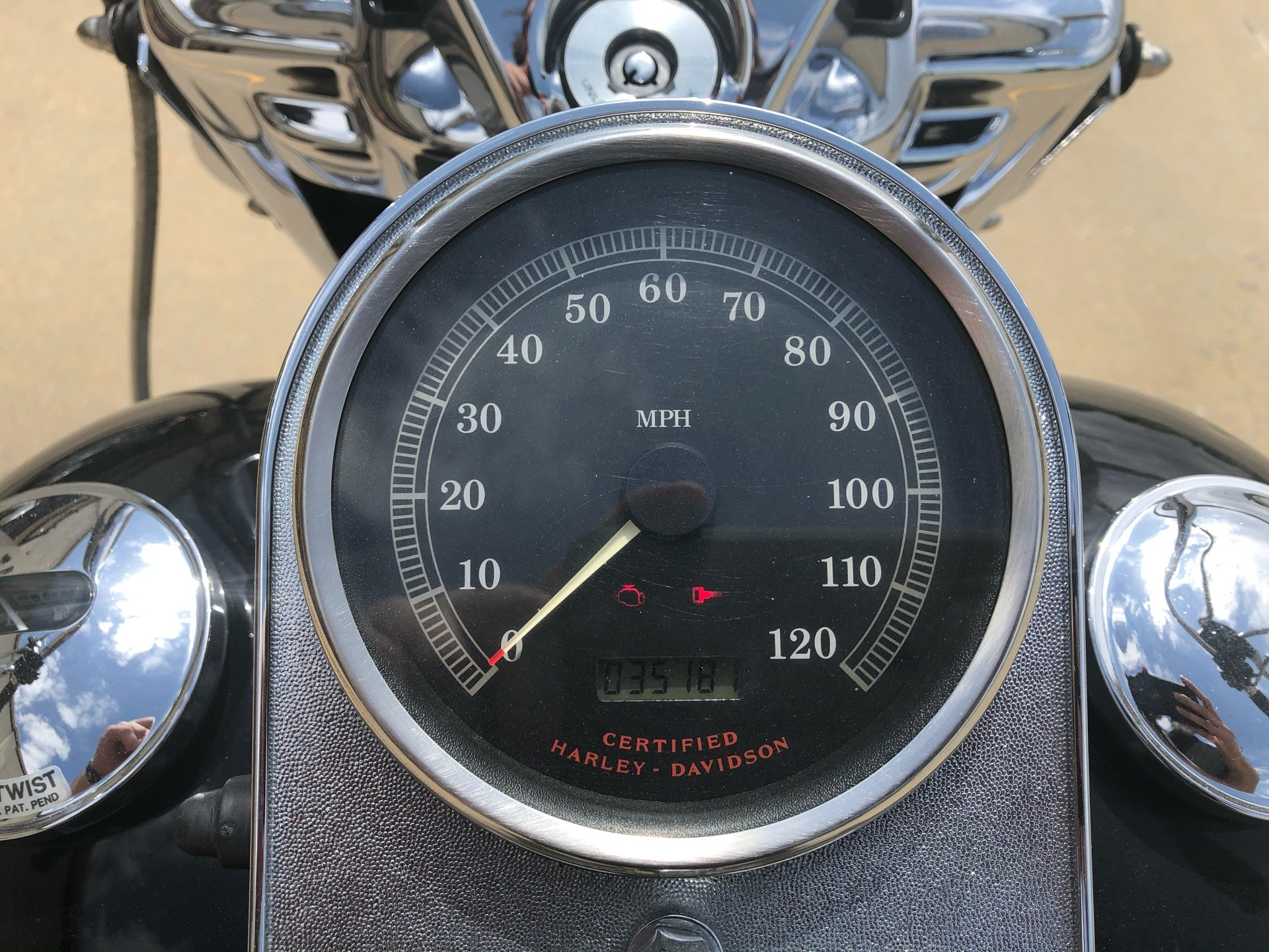 2003 Harley-Davidson FLHRCI Road King® Classic in Norman, Oklahoma - Photo 9