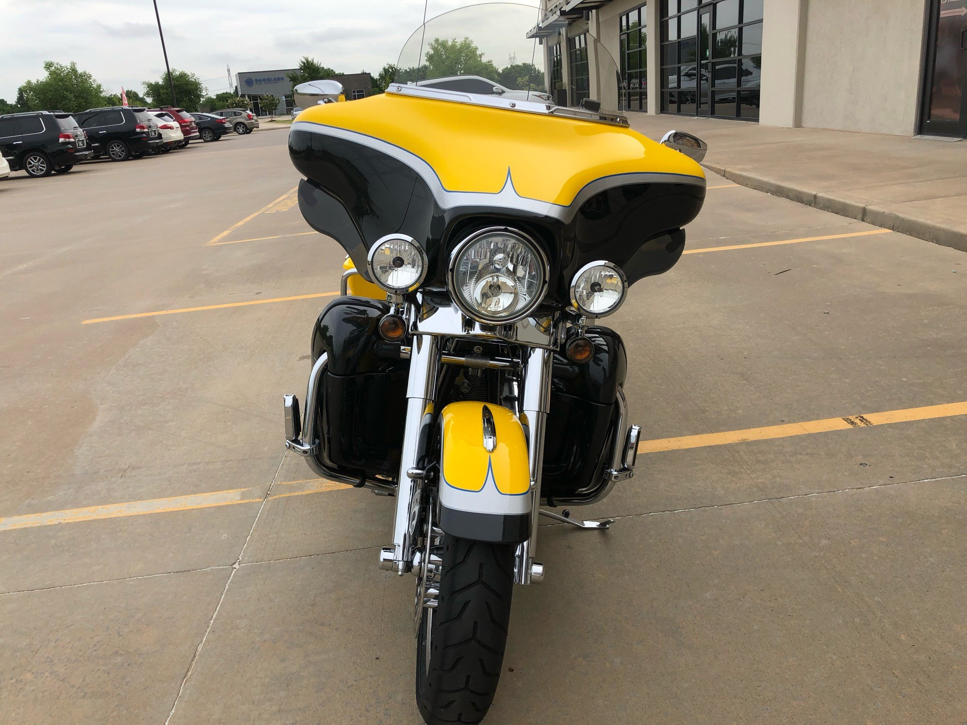 2012 Harley-Davidson CVO™ Ultra Classic® Electra Glide® in Norman, Oklahoma - Photo 3