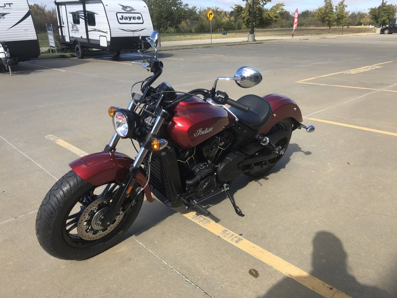 2021 Indian Scout® Sixty ABS in Norman, Oklahoma - Photo 4