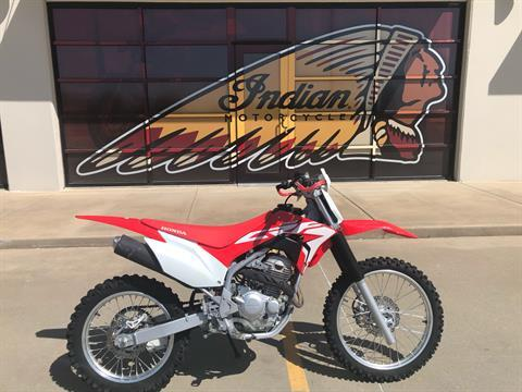 2019 Honda CRF250F in Norman, Oklahoma - Photo 1