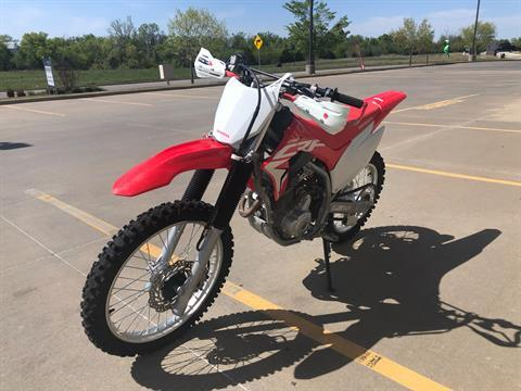 2019 Honda CRF250F in Norman, Oklahoma - Photo 4