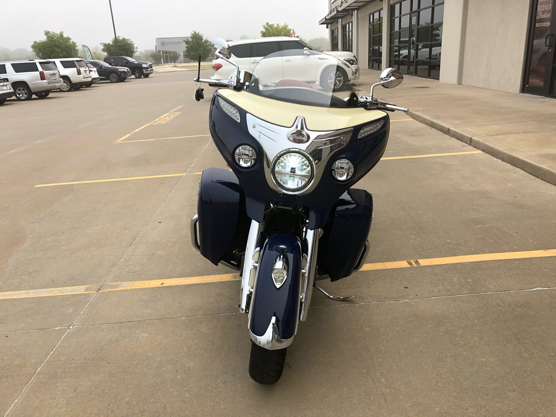 2016 Indian Roadmaster® in Norman, Oklahoma - Photo 3