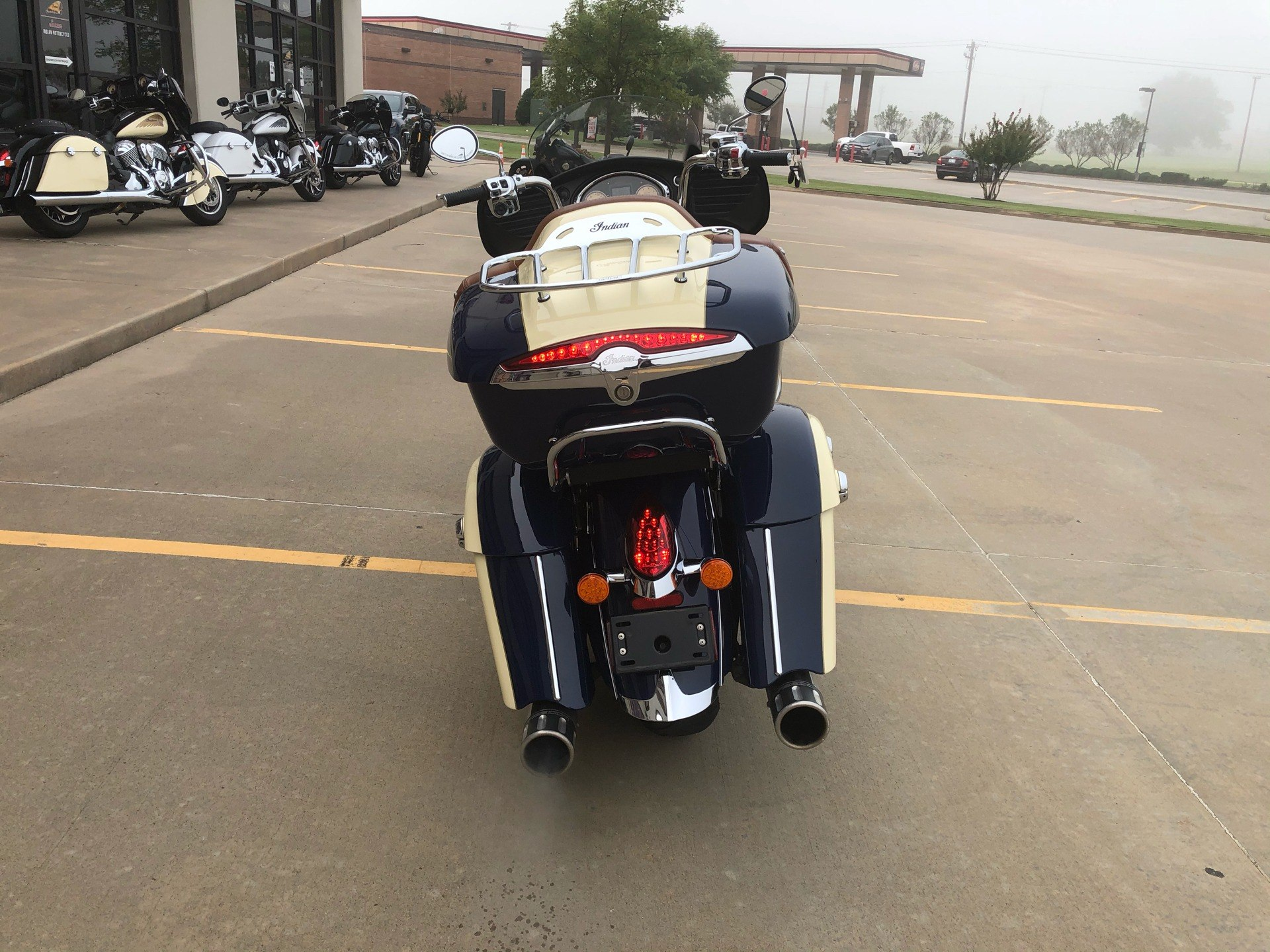 2016 Indian Roadmaster® in Norman, Oklahoma - Photo 7