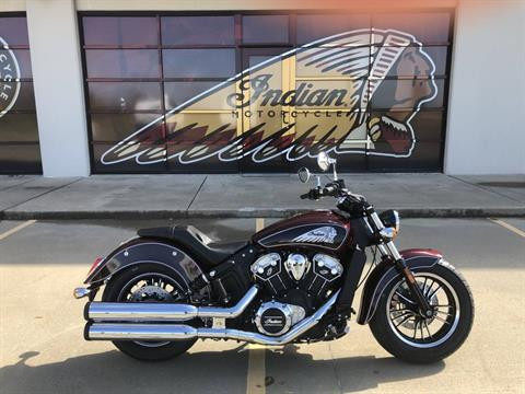 2021 Indian Scout® ABS in Norman, Oklahoma - Photo 1