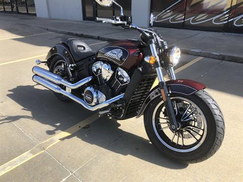 2021 Indian Scout® ABS in Norman, Oklahoma - Photo 2