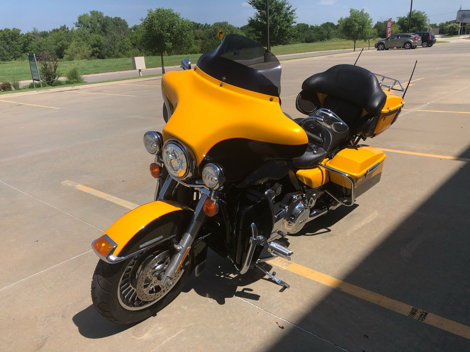 2013 Harley-Davidson Electra Glide® Ultra Limited in Norman, Oklahoma - Photo 4