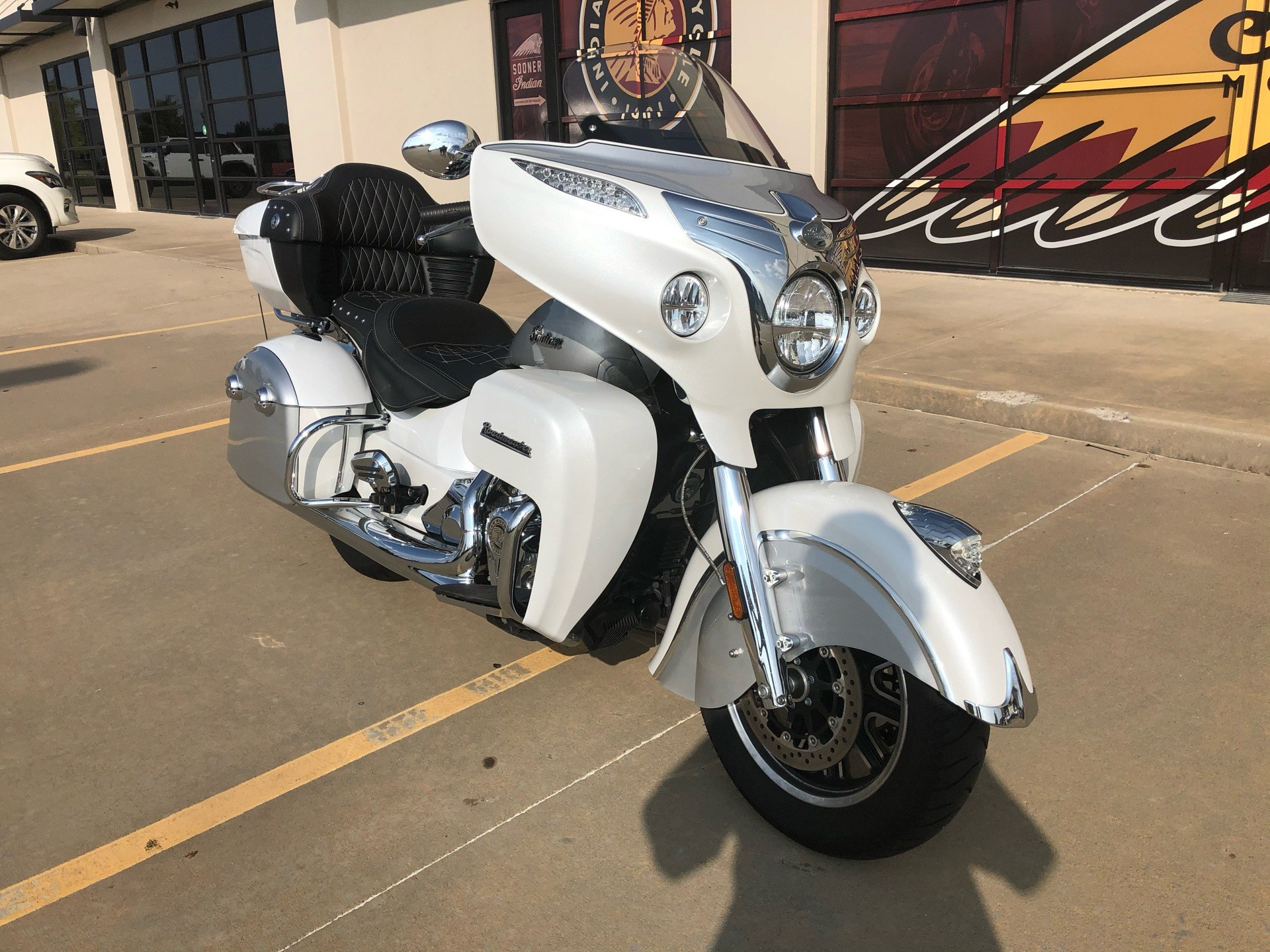 2018 Indian Roadmaster® ABS in Norman, Oklahoma - Photo 2