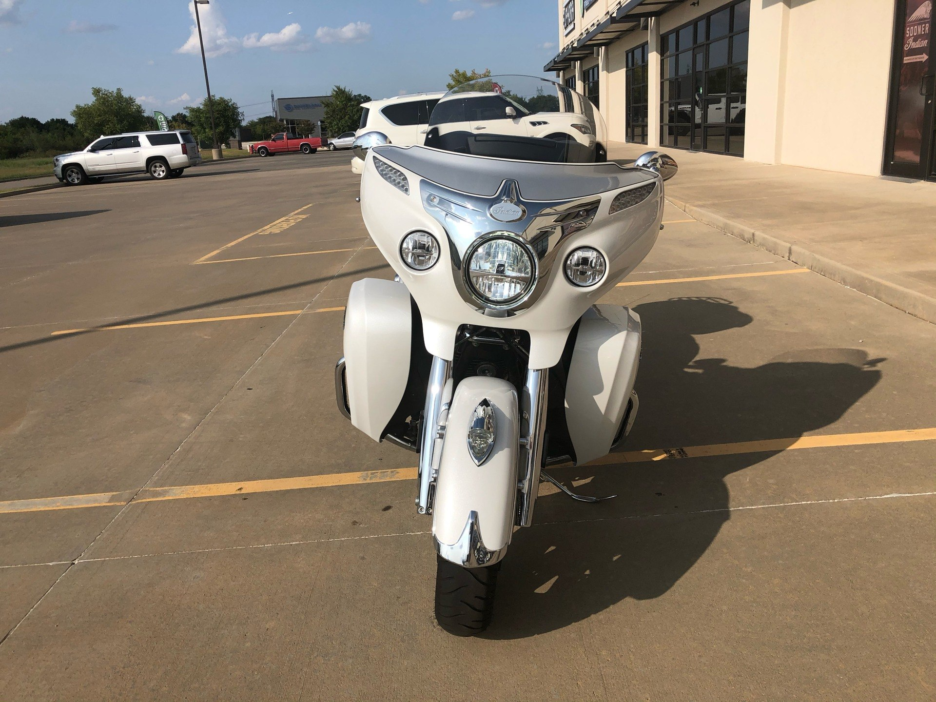 2018 Indian Roadmaster® ABS in Norman, Oklahoma - Photo 3