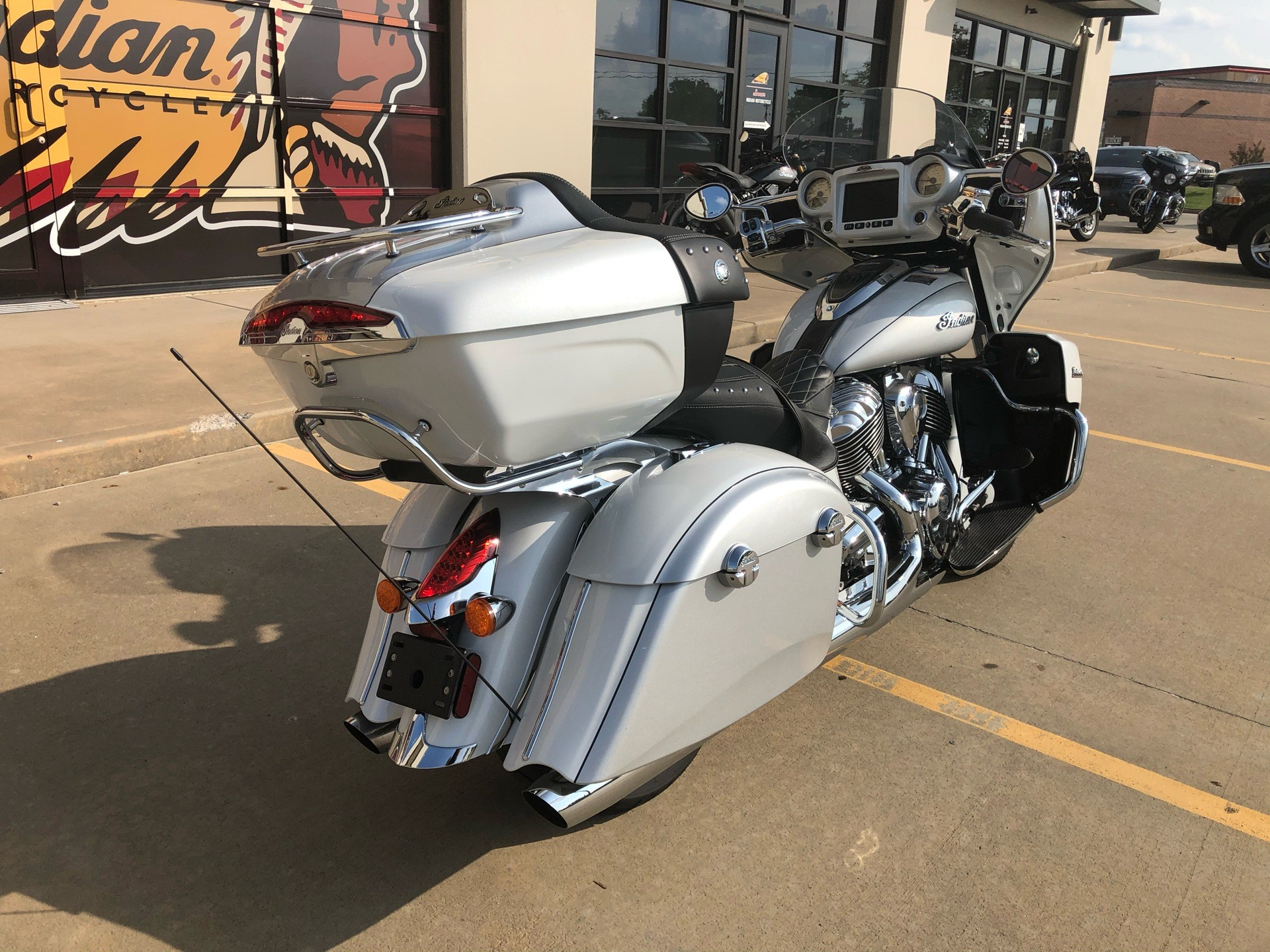 2018 Indian Roadmaster® ABS in Norman, Oklahoma - Photo 8