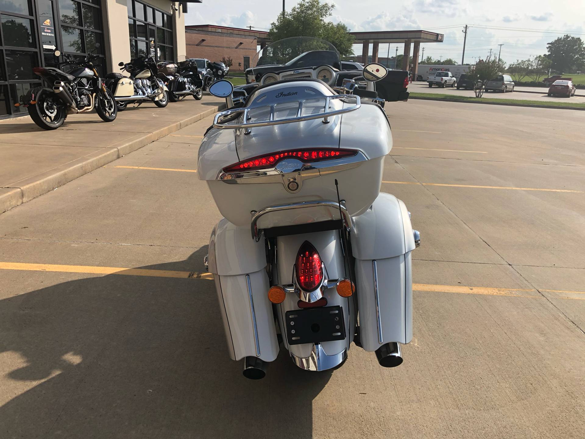 2018 Indian Roadmaster® ABS in Norman, Oklahoma - Photo 7
