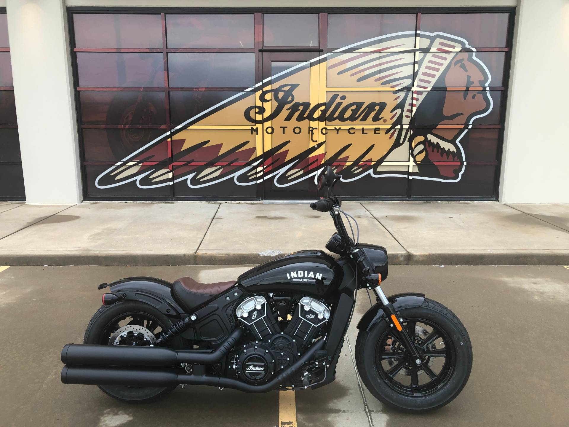 2020 Indian Scout® Bobber in Norman, Oklahoma - Photo 1