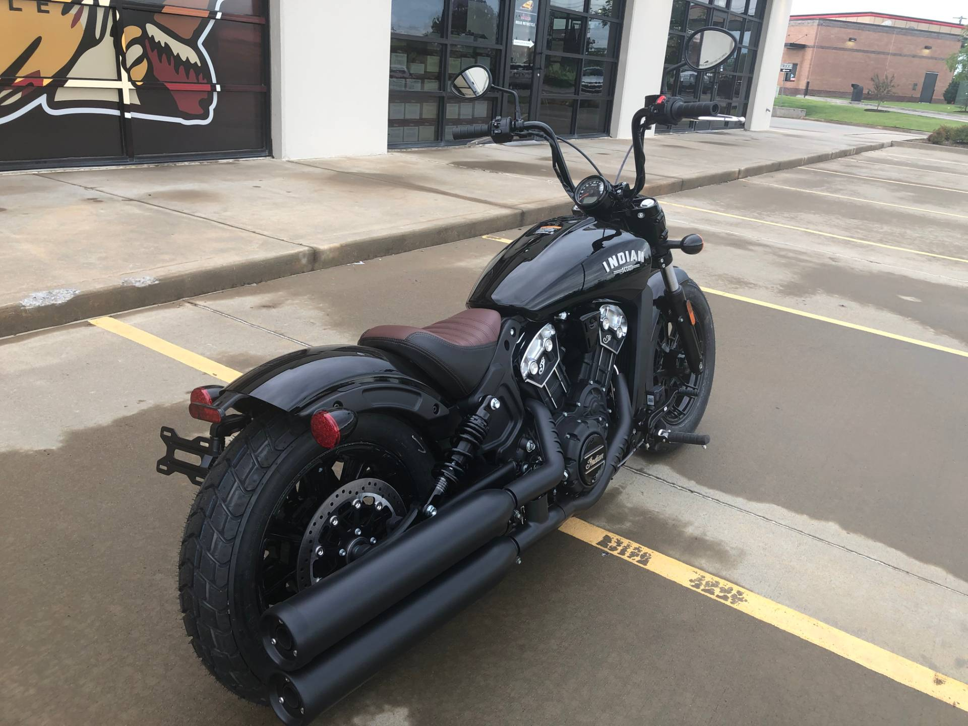 2020 Indian Scout® Bobber in Norman, Oklahoma - Photo 5