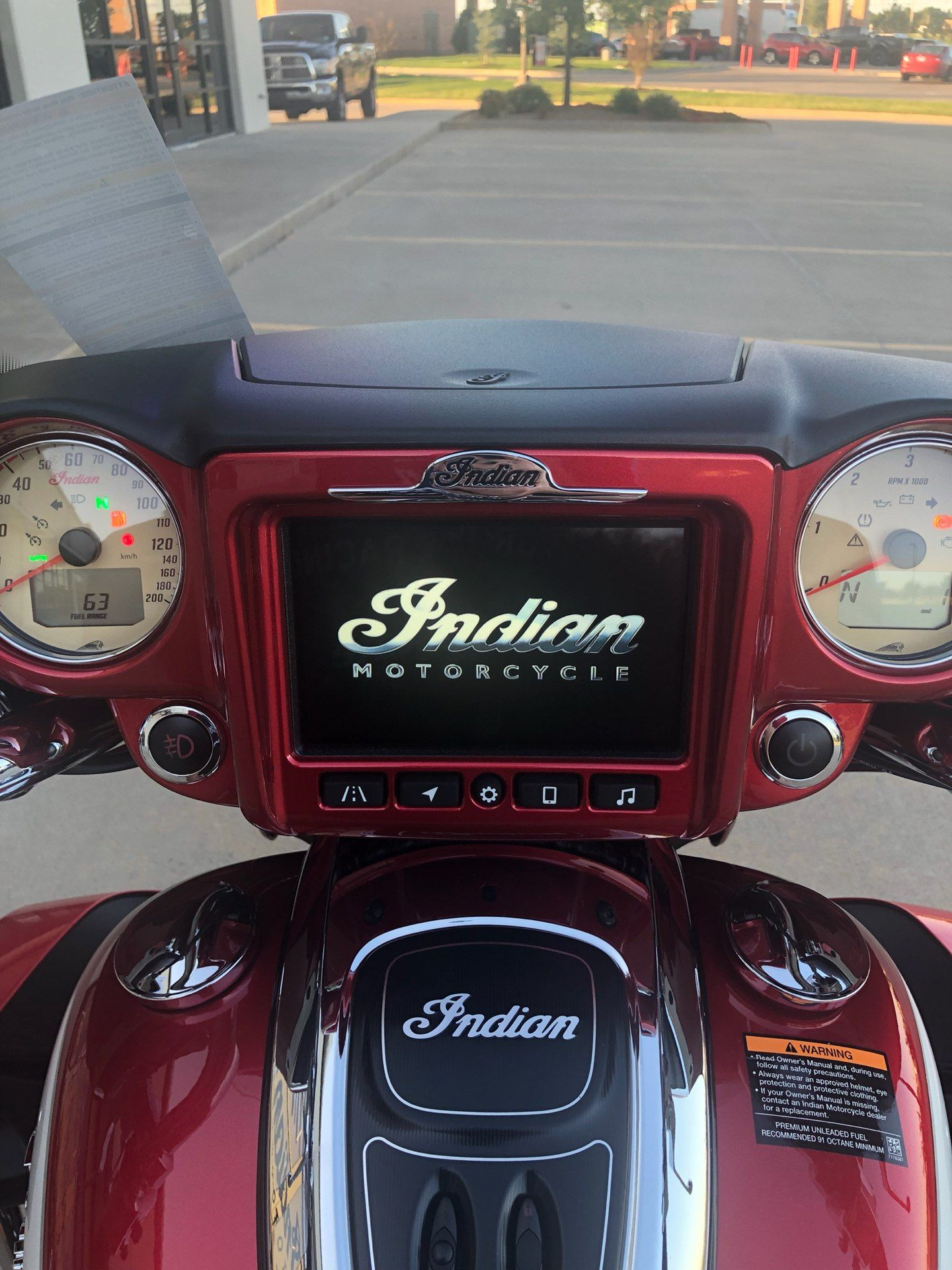 2020 Indian Roadmaster® Icon Series in Norman, Oklahoma - Photo 7