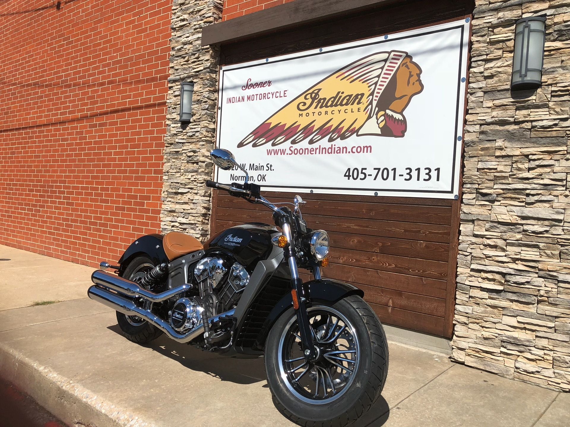 2019 Indian Scout® in Norman, Oklahoma