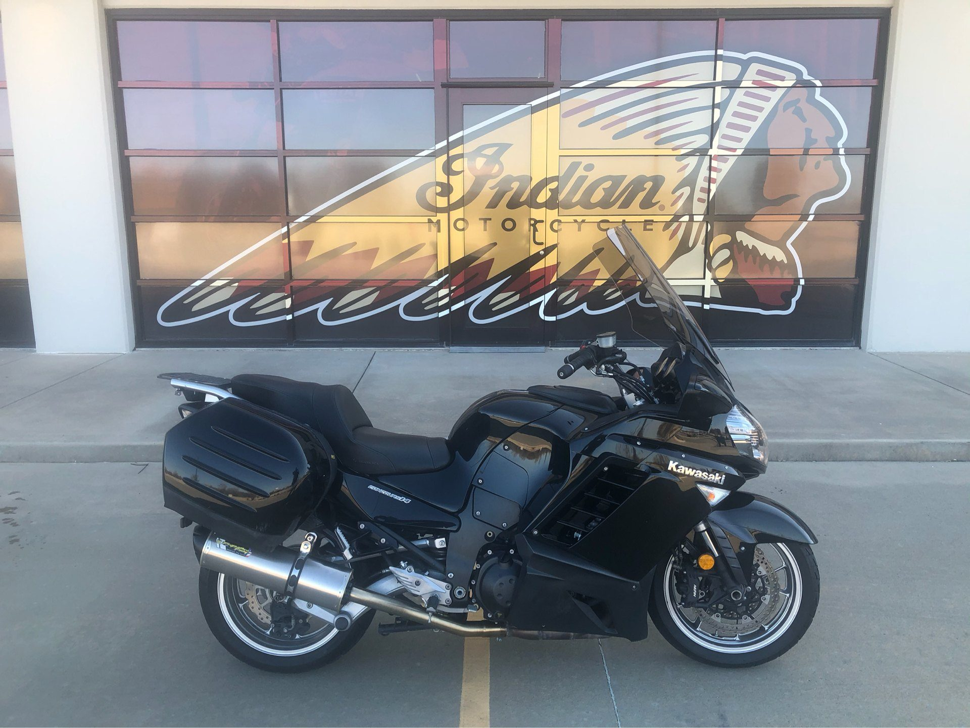 2009 Kawasaki Concours™ 14 in Norman, Oklahoma - Photo 1