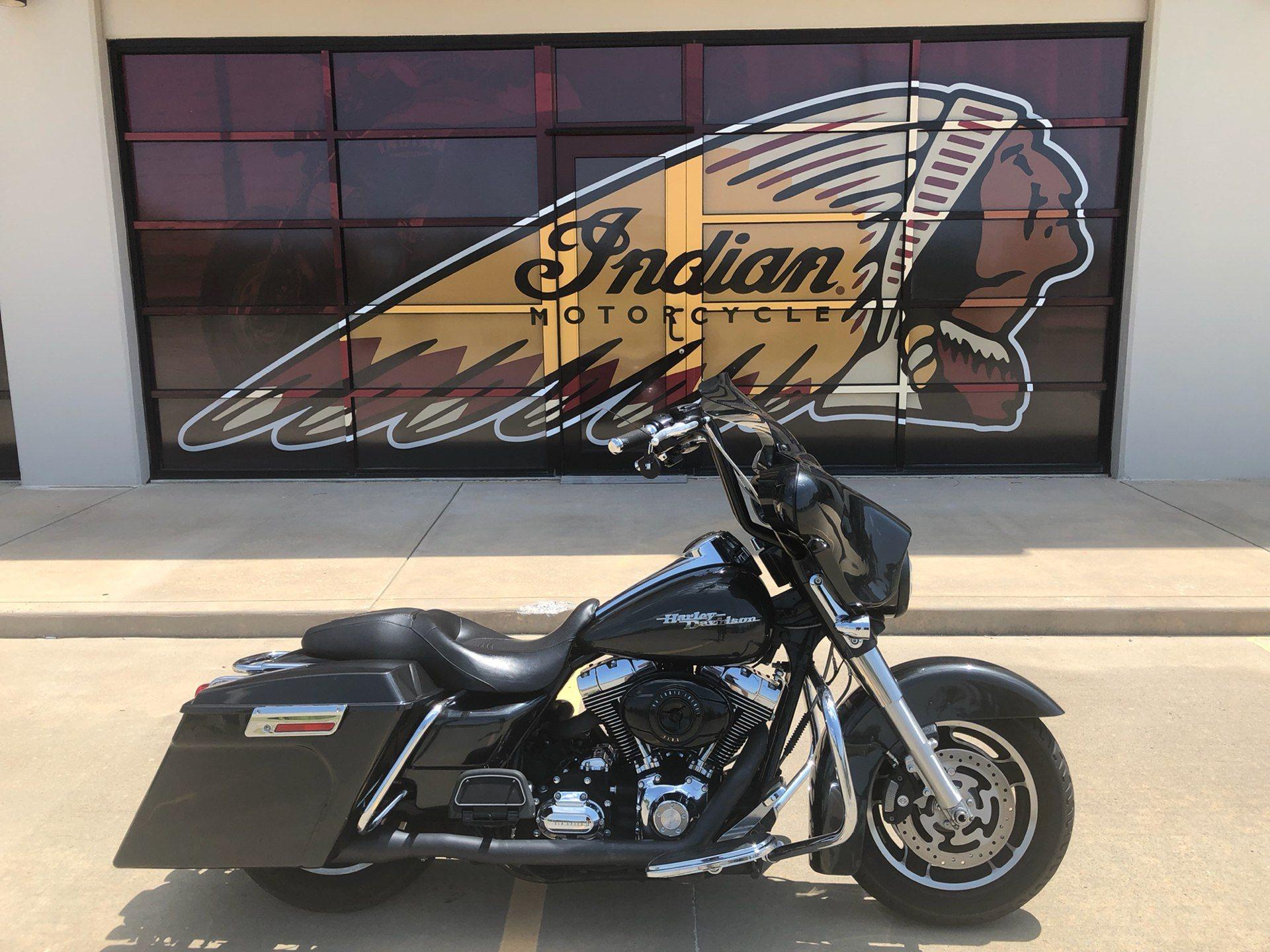 2008 Harley-Davidson Street Glide® Motorcycles Norman